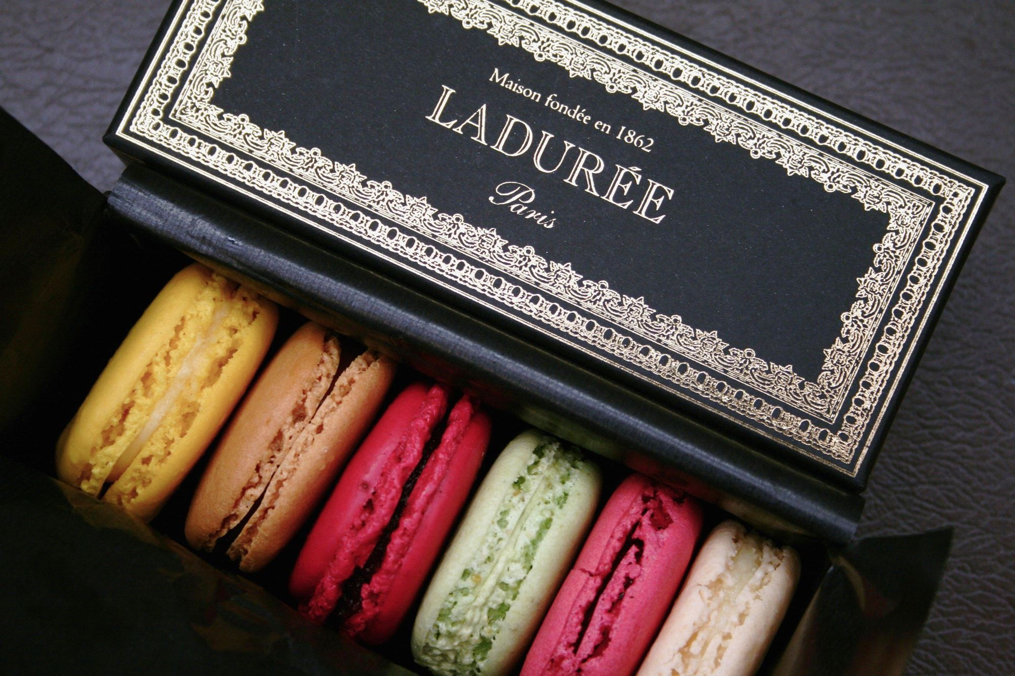 I've Got A Fairly Important Question For You About Macaroons... (2)