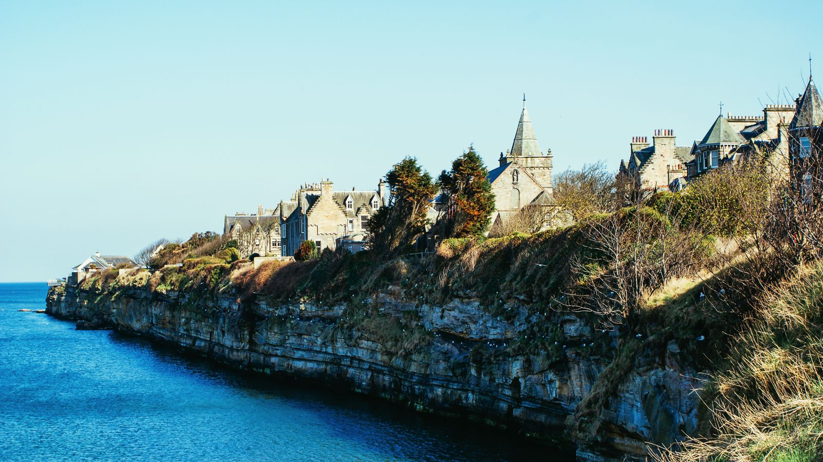 Walking Around St Andrews, Scotland, United Kingdom (3)