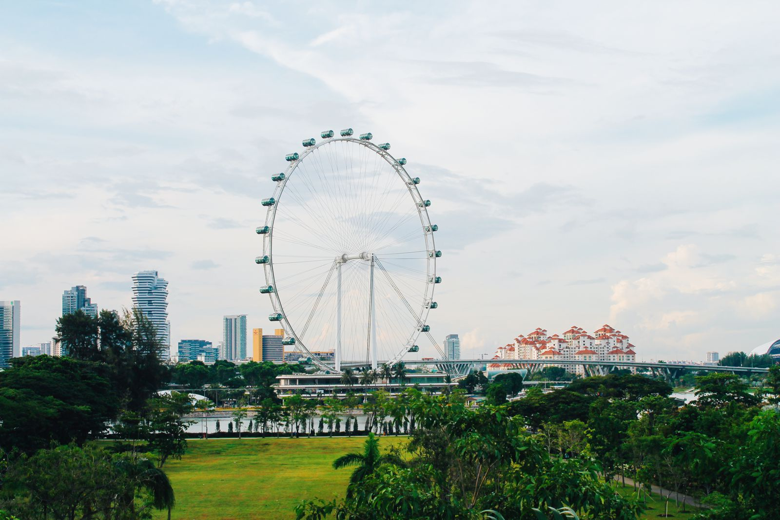 Under The Dome And Into The Forest... In Singapore, Flower Dome and Cloud Forest, Gardens By The Bay (2)
