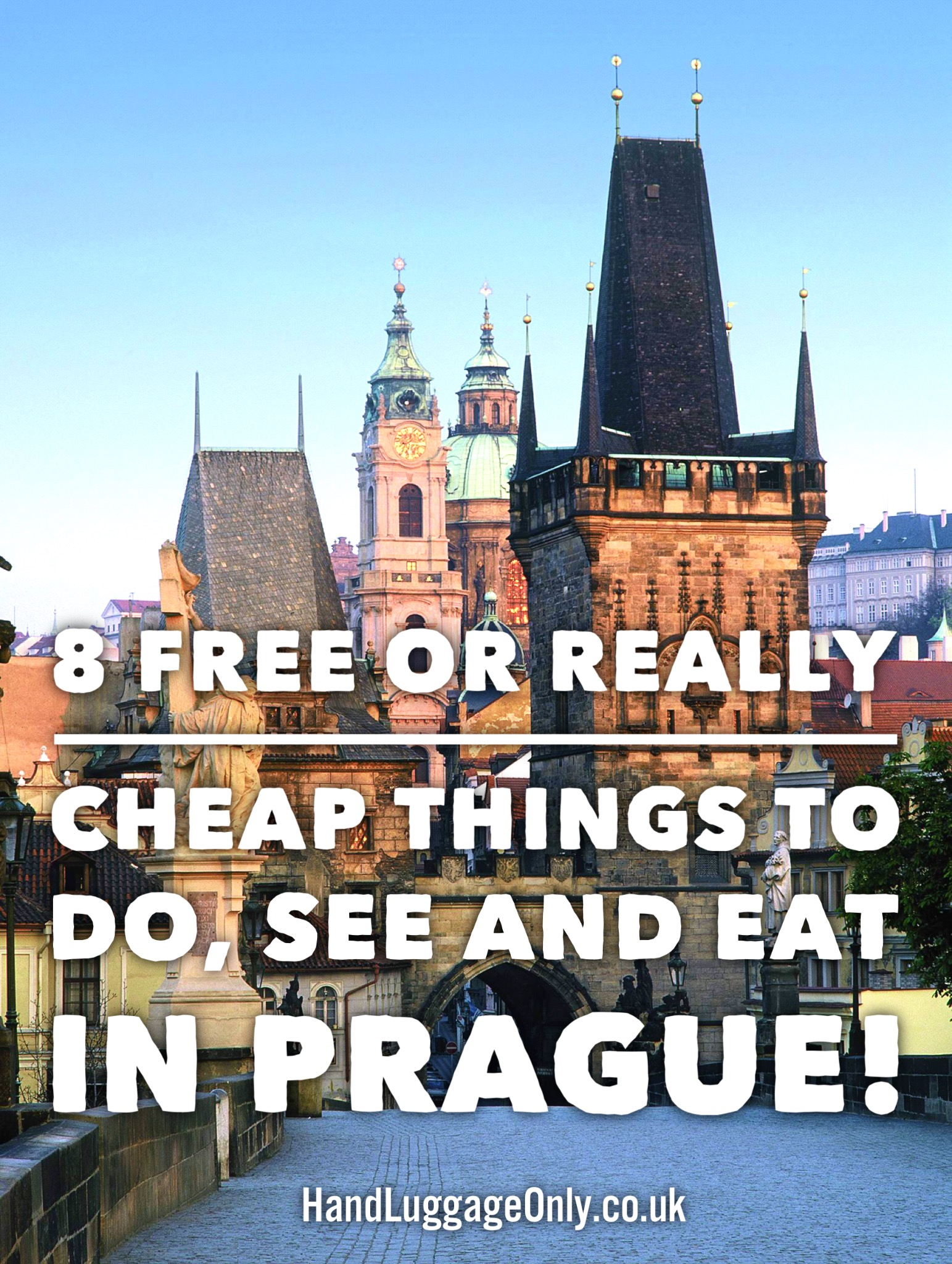 8 free or really cheap things to do see and eat in prague