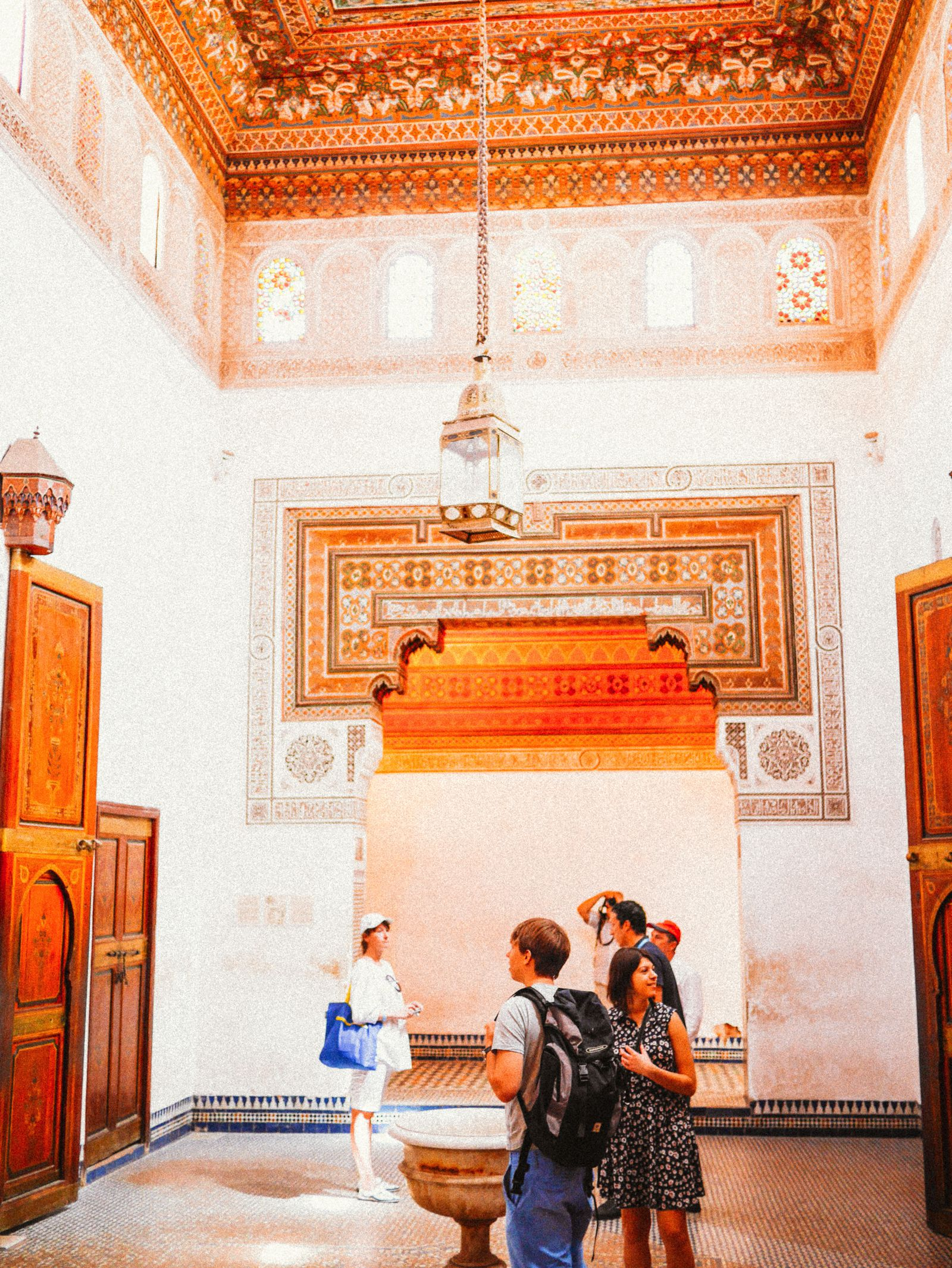 Moroccan Days: Afternoons in Marrakesh... (26)