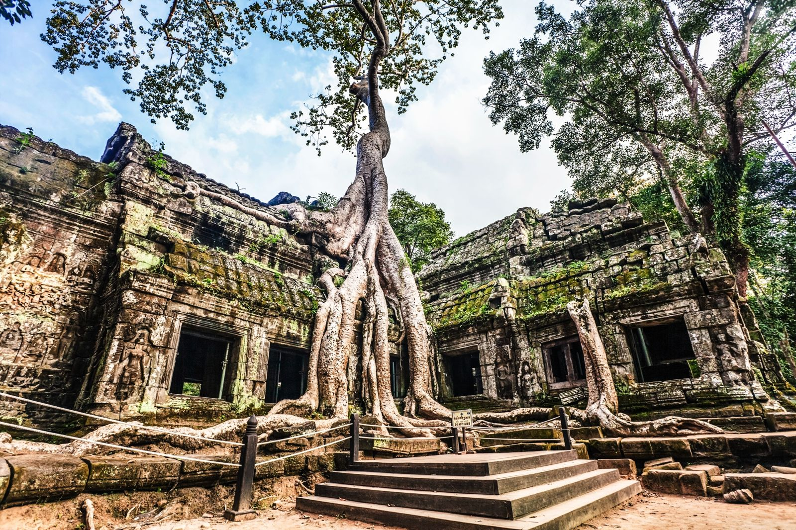 27 Amazing Ancient Ruins Around The World That You Need To See! (23)