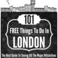 101 FREE Things To Do In London!