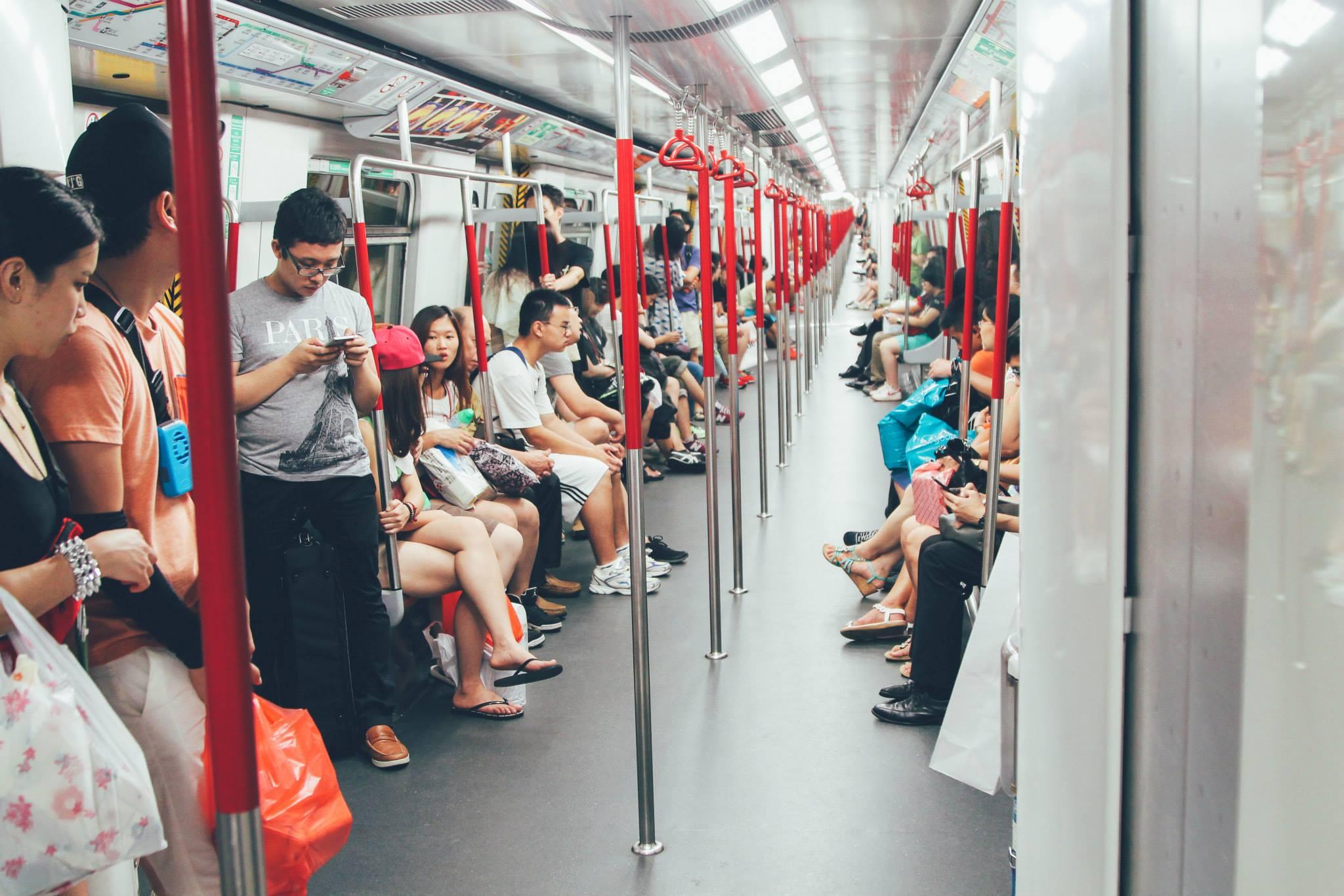 Photo Diary: Hong King City Lights! (4)