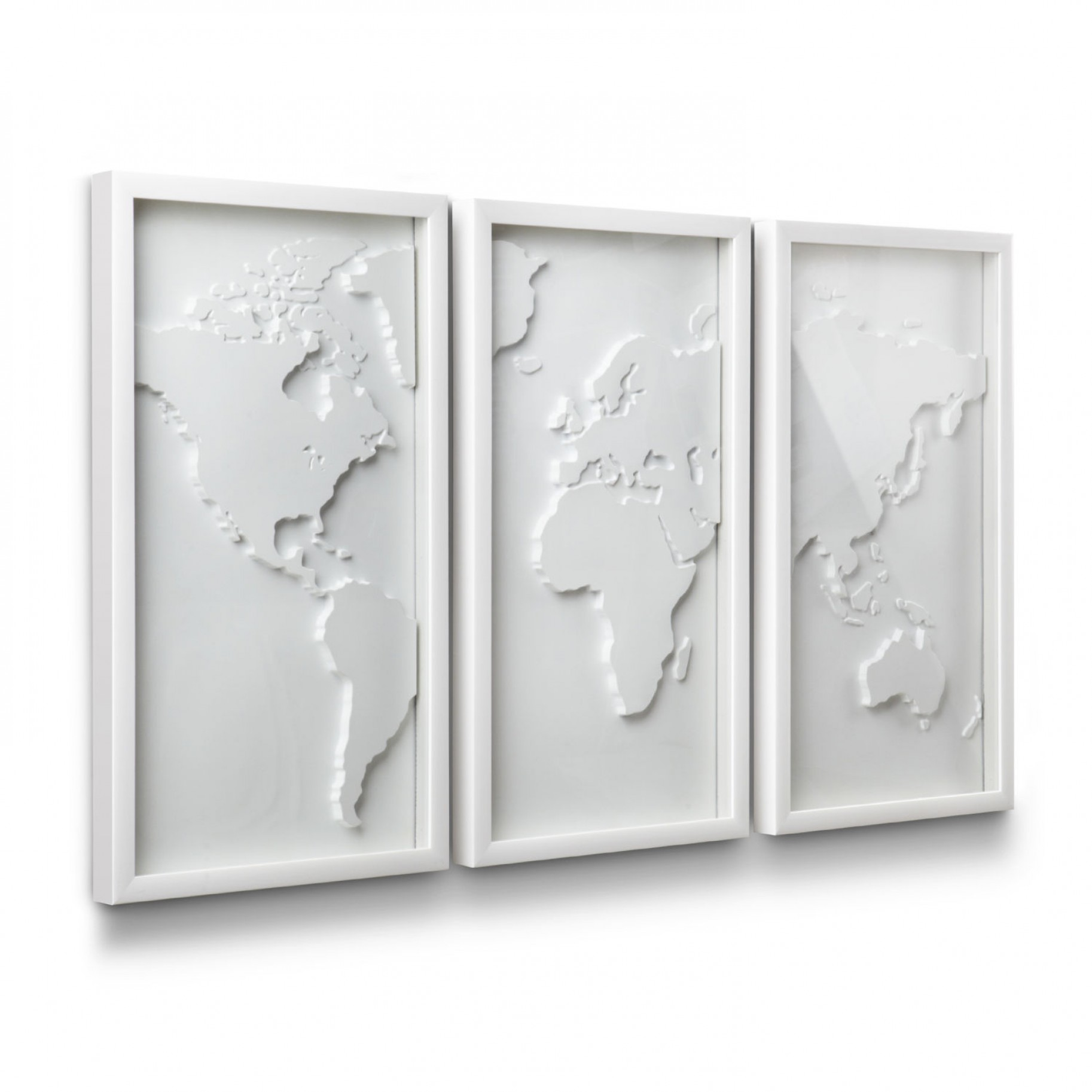 Where Is That World Map From?