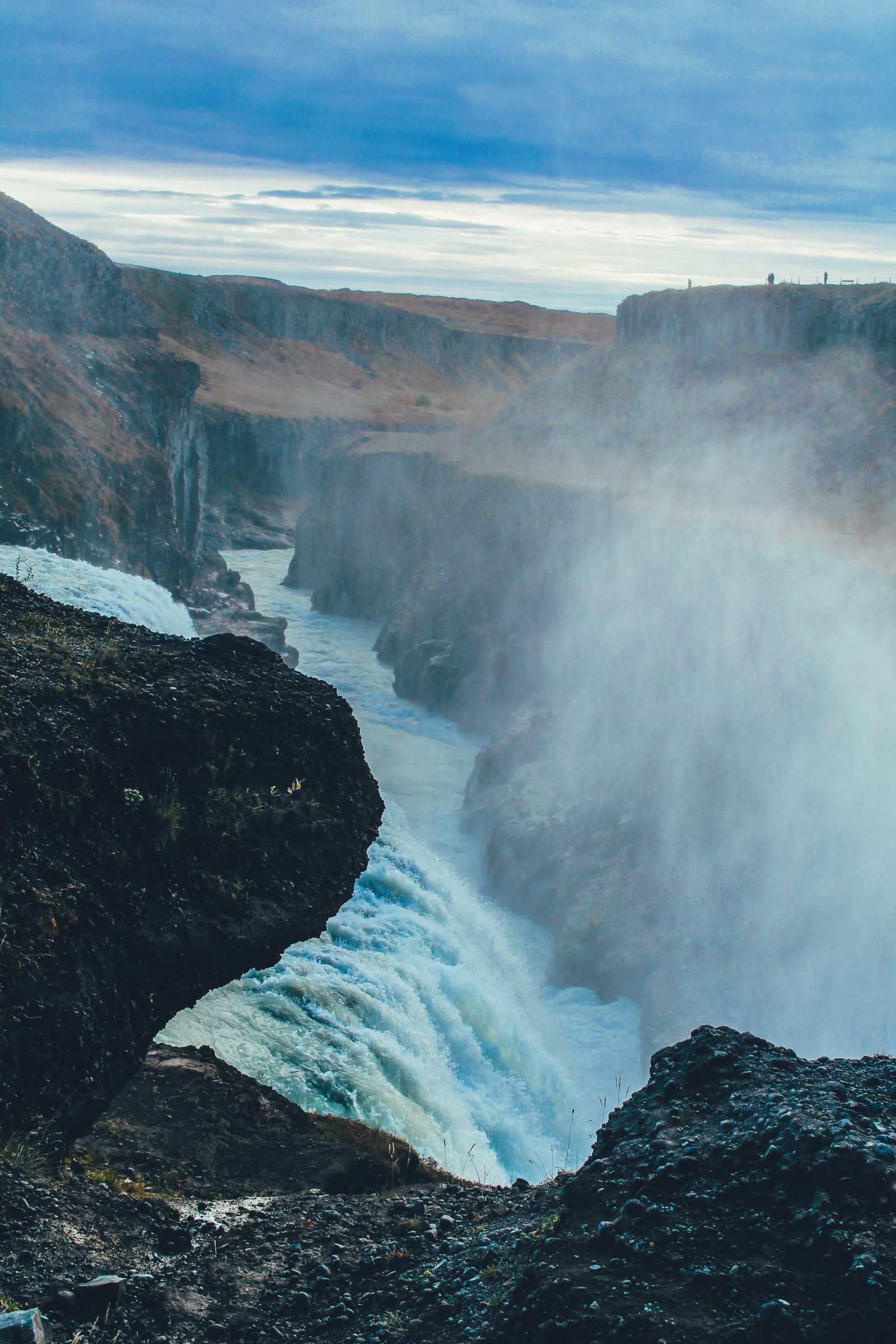 3 Amazing Waterfalls You Have To Visit In Southern Iceland + Plus A Tour Around Reykjavik (15)