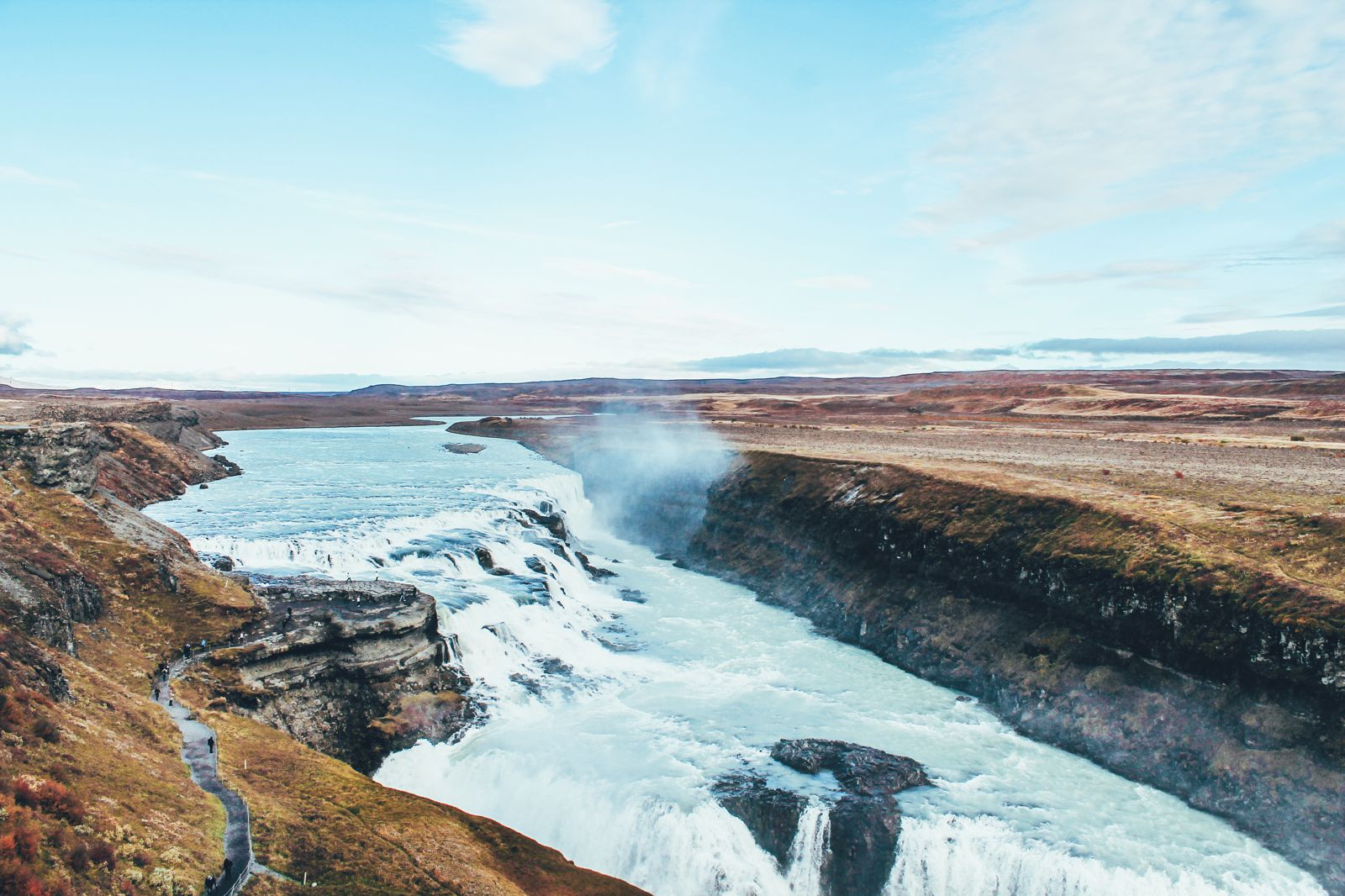 3 Amazing Waterfalls You Have To Visit In Southern Iceland + Plus A Tour Around Reykjavik (16)