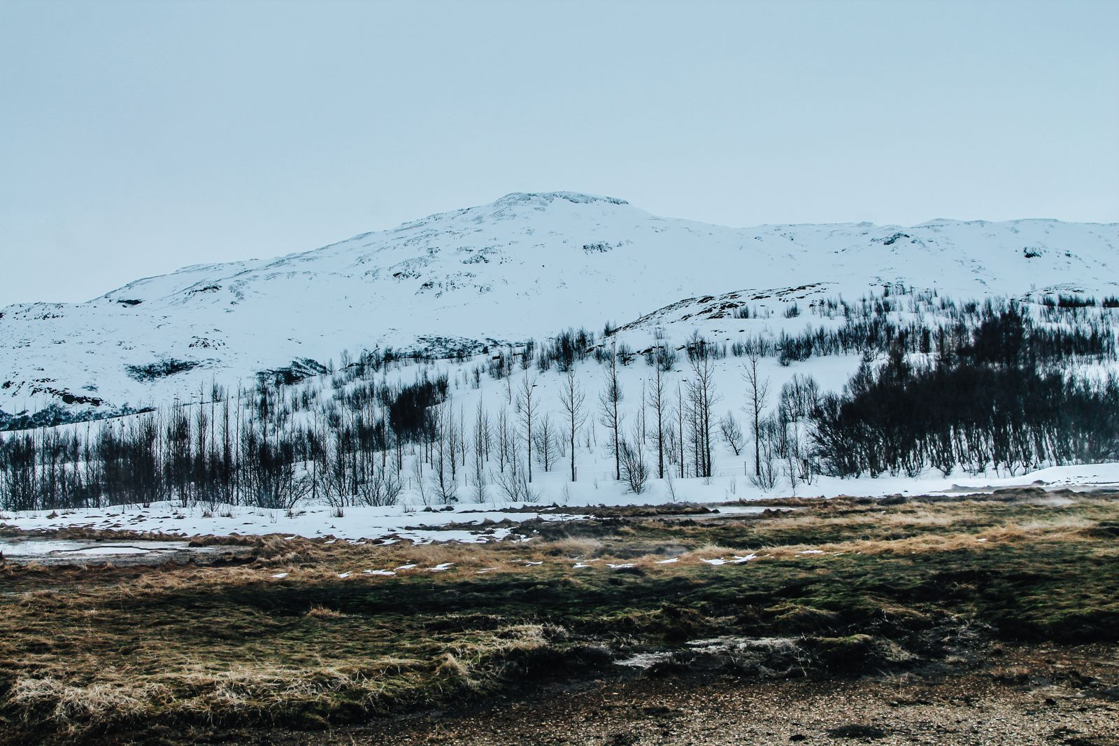 The 1st Day in The Land Of Fire and Ice - Iceland! Lava Baking, Geo-Thermal Pools & The Golden Circle (Part 2) (9)
