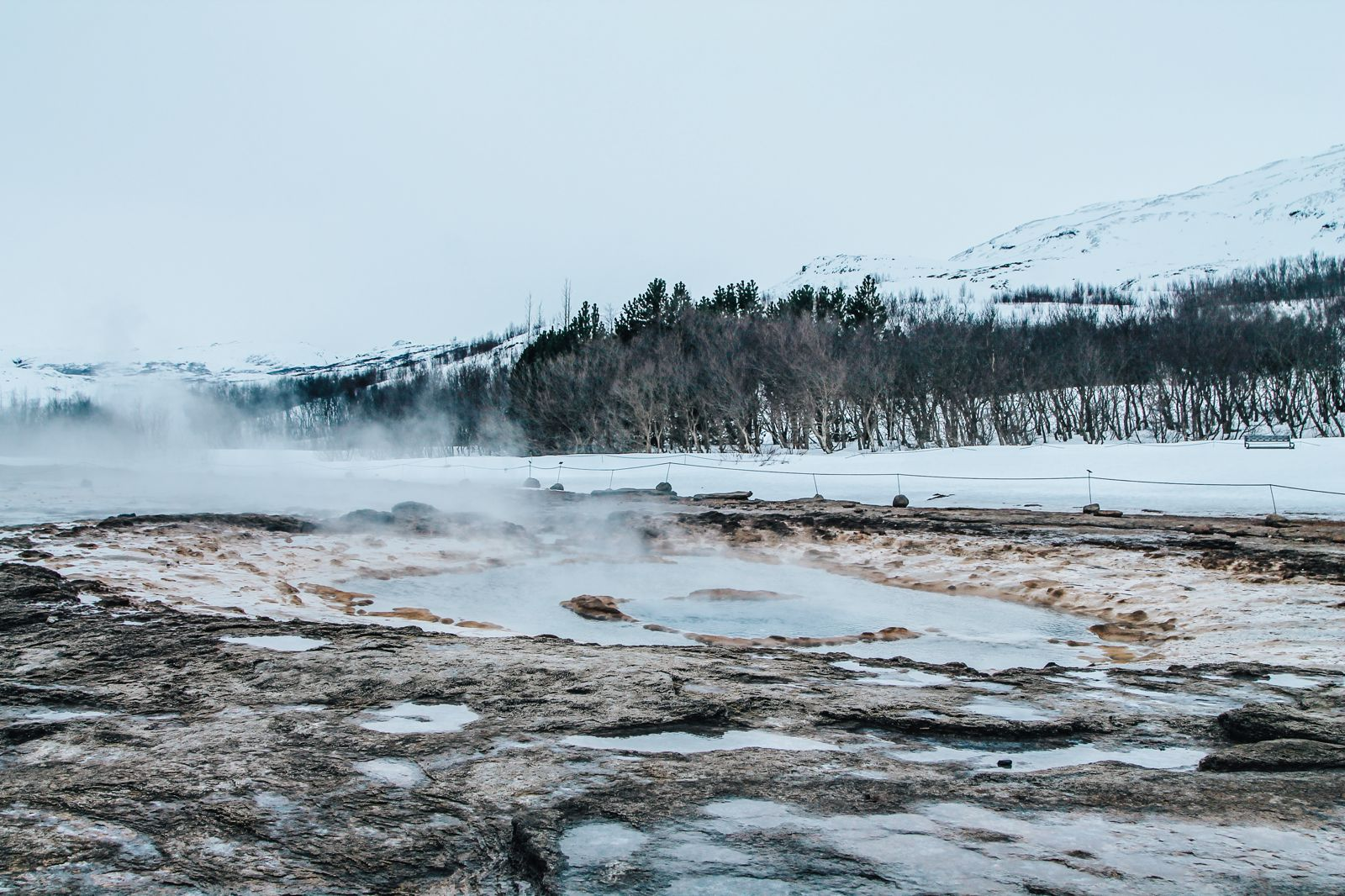 The 1st Day in The Land Of Fire and Ice - Iceland! Lava Baking, Geo-Thermal Pools & The Golden Circle (Part 2) (16)