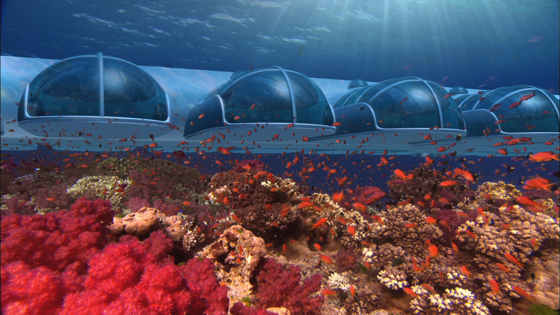 4 Amazing Underwater Hotels You Need To Stay In! (4)