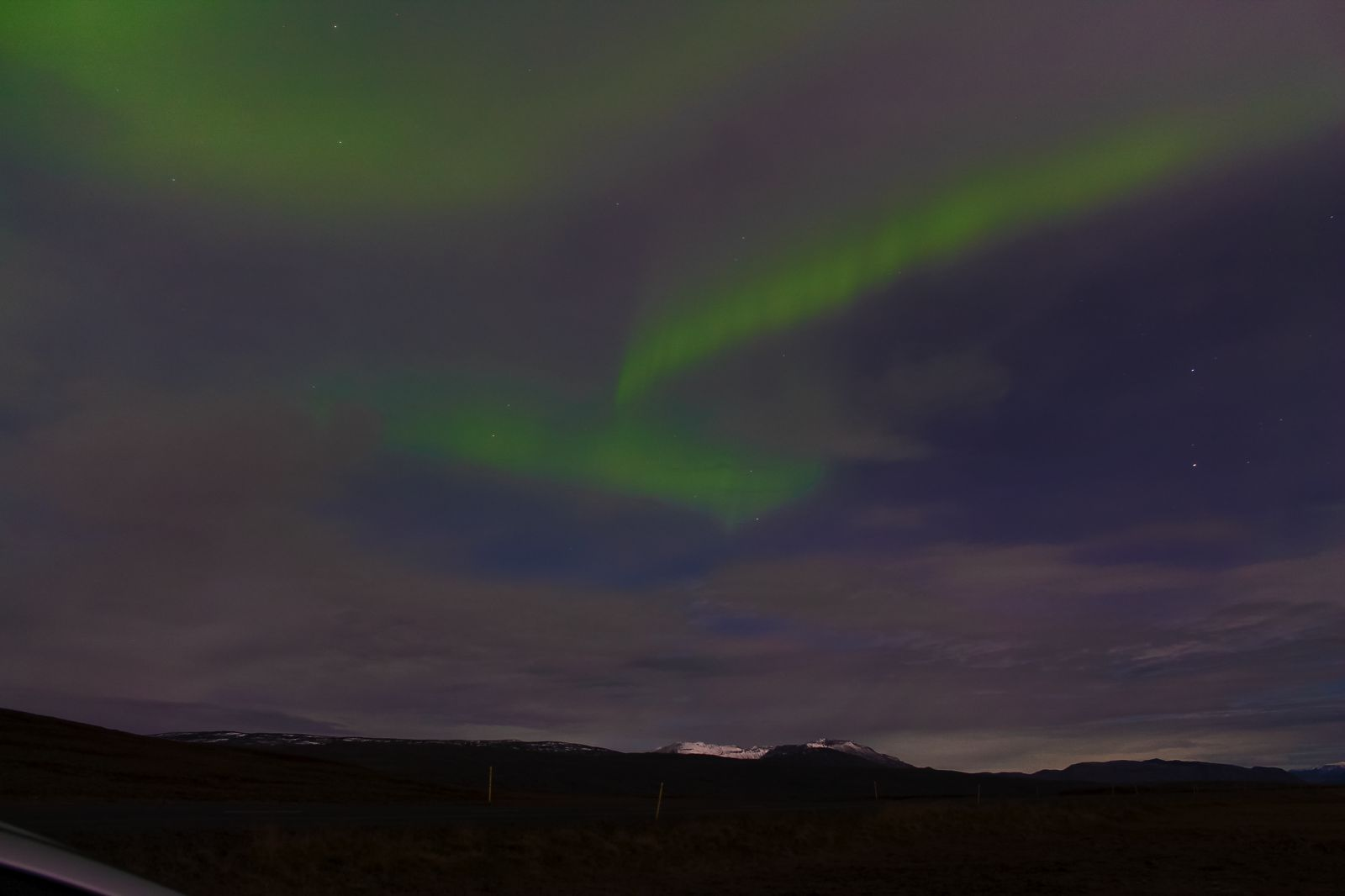 The Northern Lights, Eyjafjallajökull And Þingvellir National Park (23)