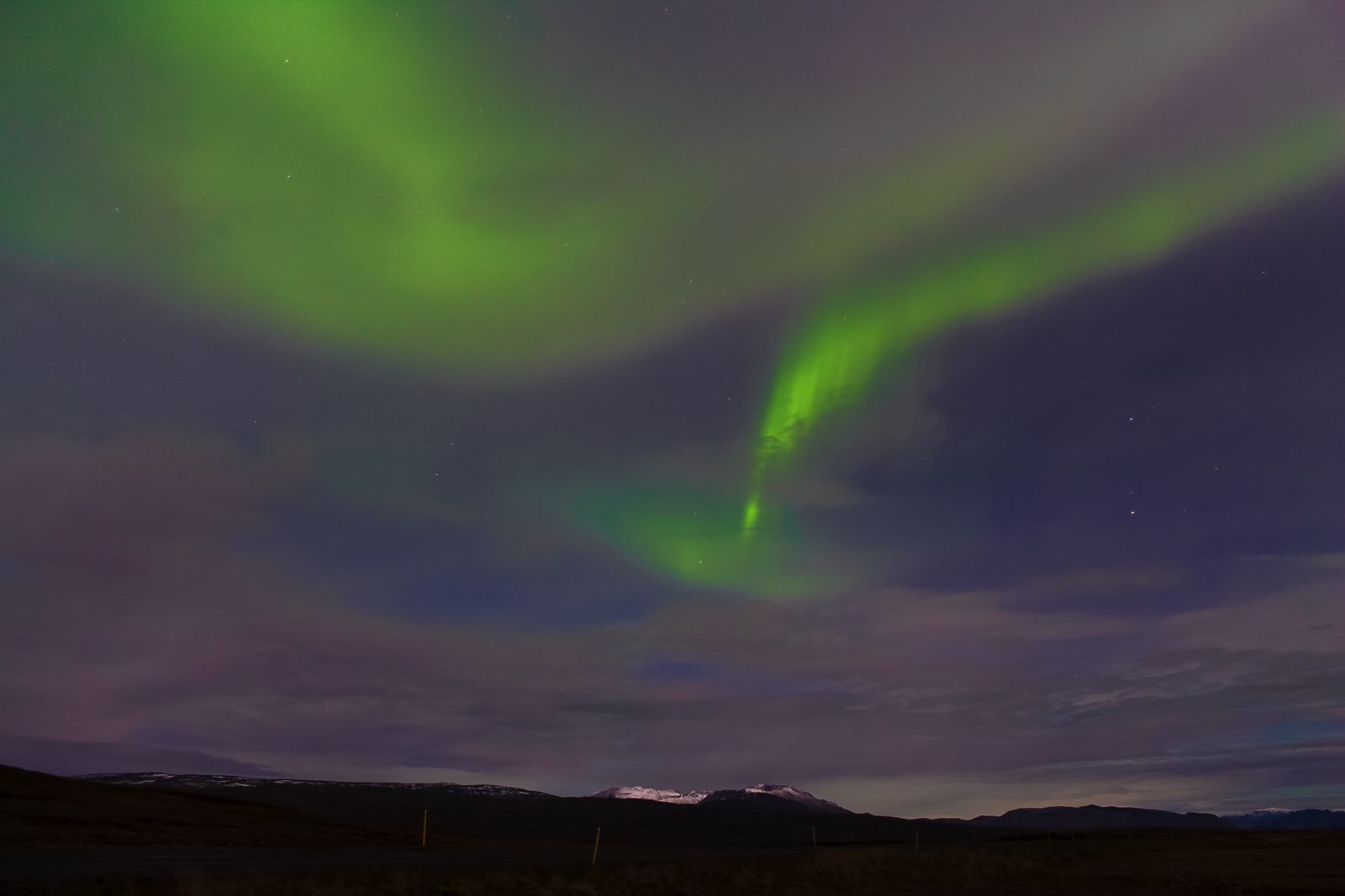 The Northern Lights, Eyjafjallajökull And Þingvellir National Park (22)