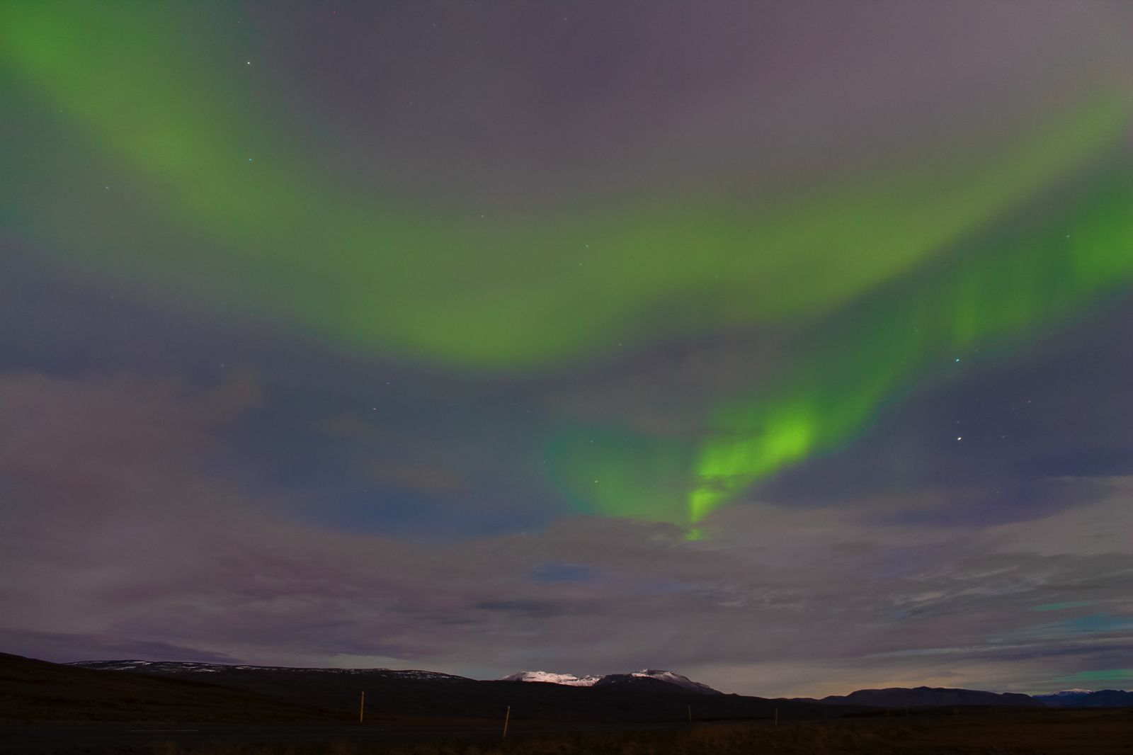 The Northern Lights, Eyjafjallajökull And Þingvellir National Park (21)