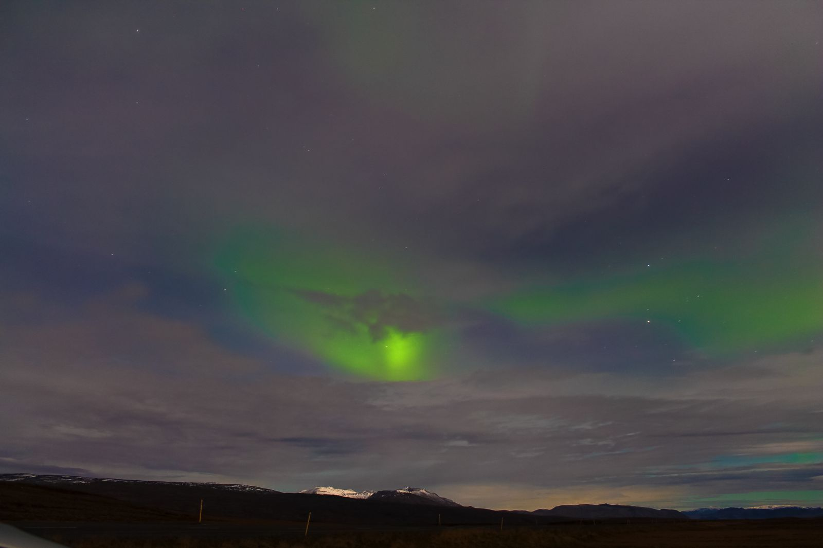 The Northern Lights, Eyjafjallajökull And Þingvellir National Park (19)