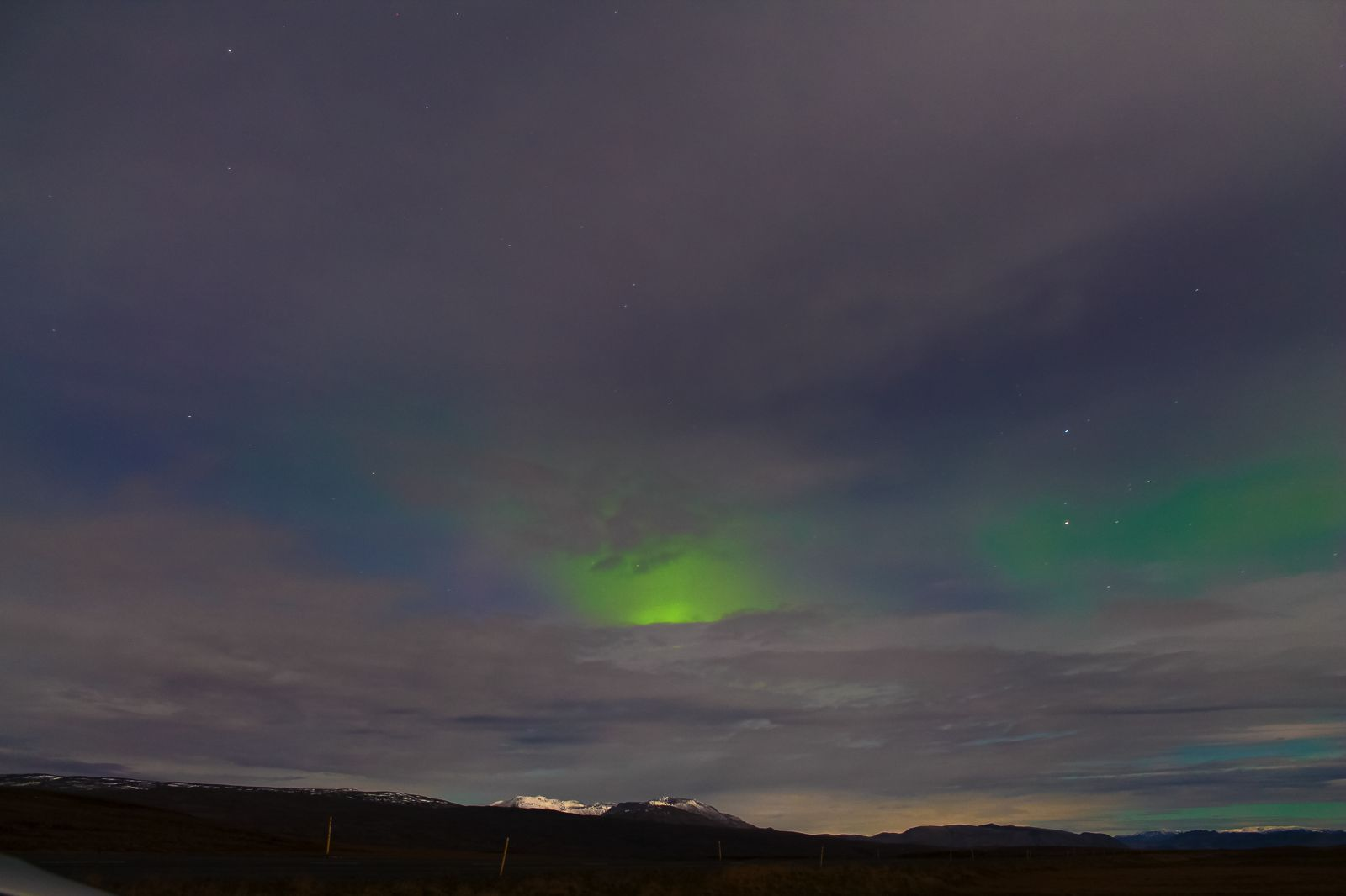 The Northern Lights, Eyjafjallajökull And Þingvellir National Park (18)