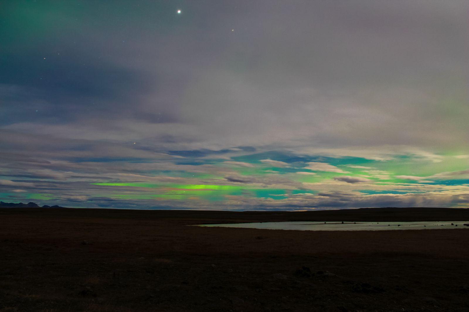 The Northern Lights, Eyjafjallajökull And Þingvellir National Park (16)