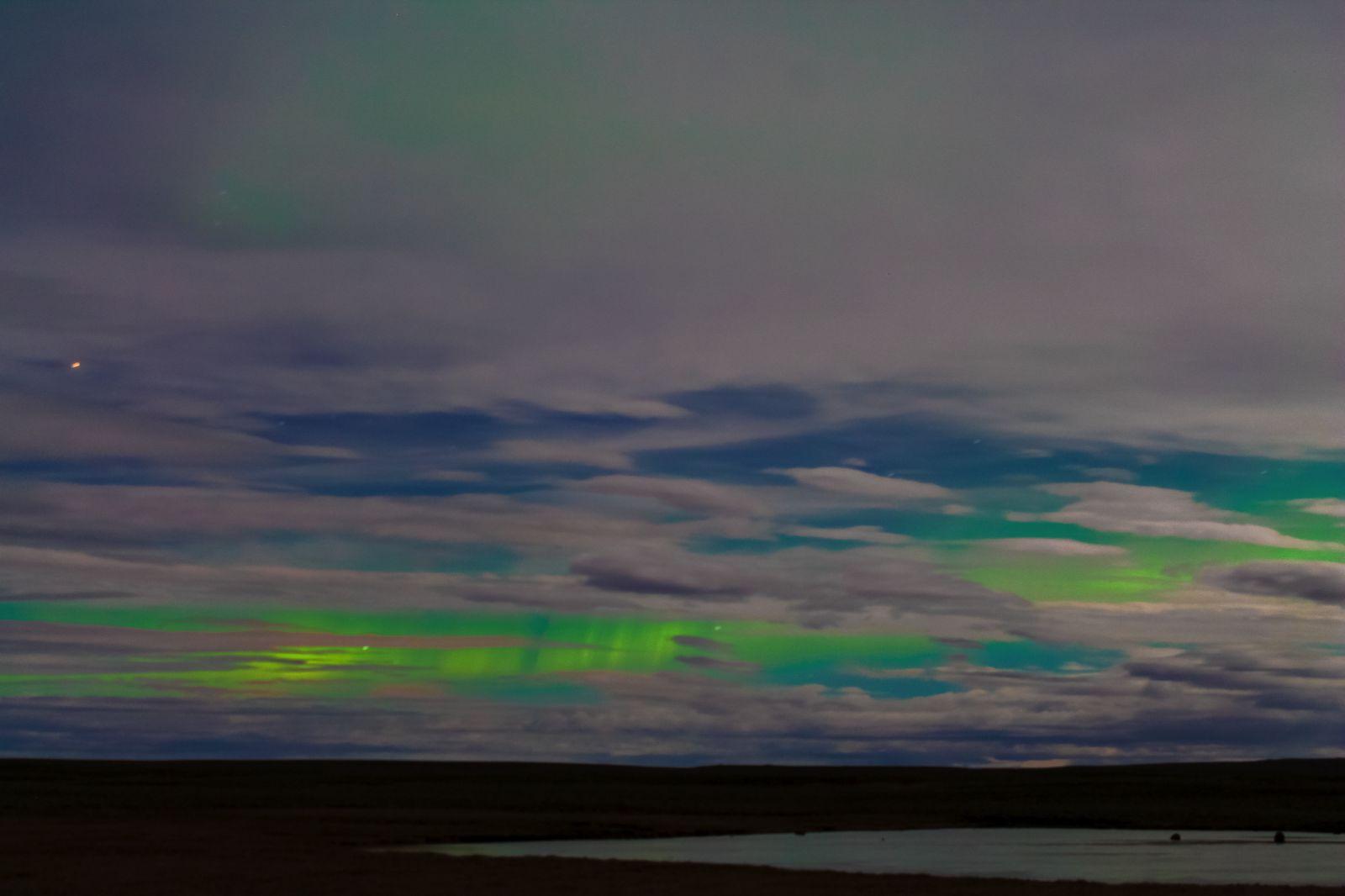 The Northern Lights, Eyjafjallajökull And Þingvellir National Park (12)