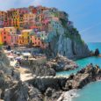 The Italian Riviera, Cinque Terre, Pisa and Florence…