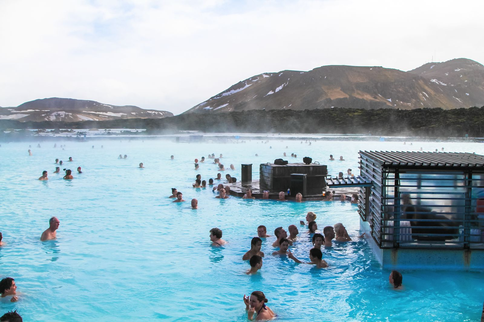 The Blue Lagoon in Iceland on Hand Luggage Only - www.HandLuggageOnly.co.uk (12)