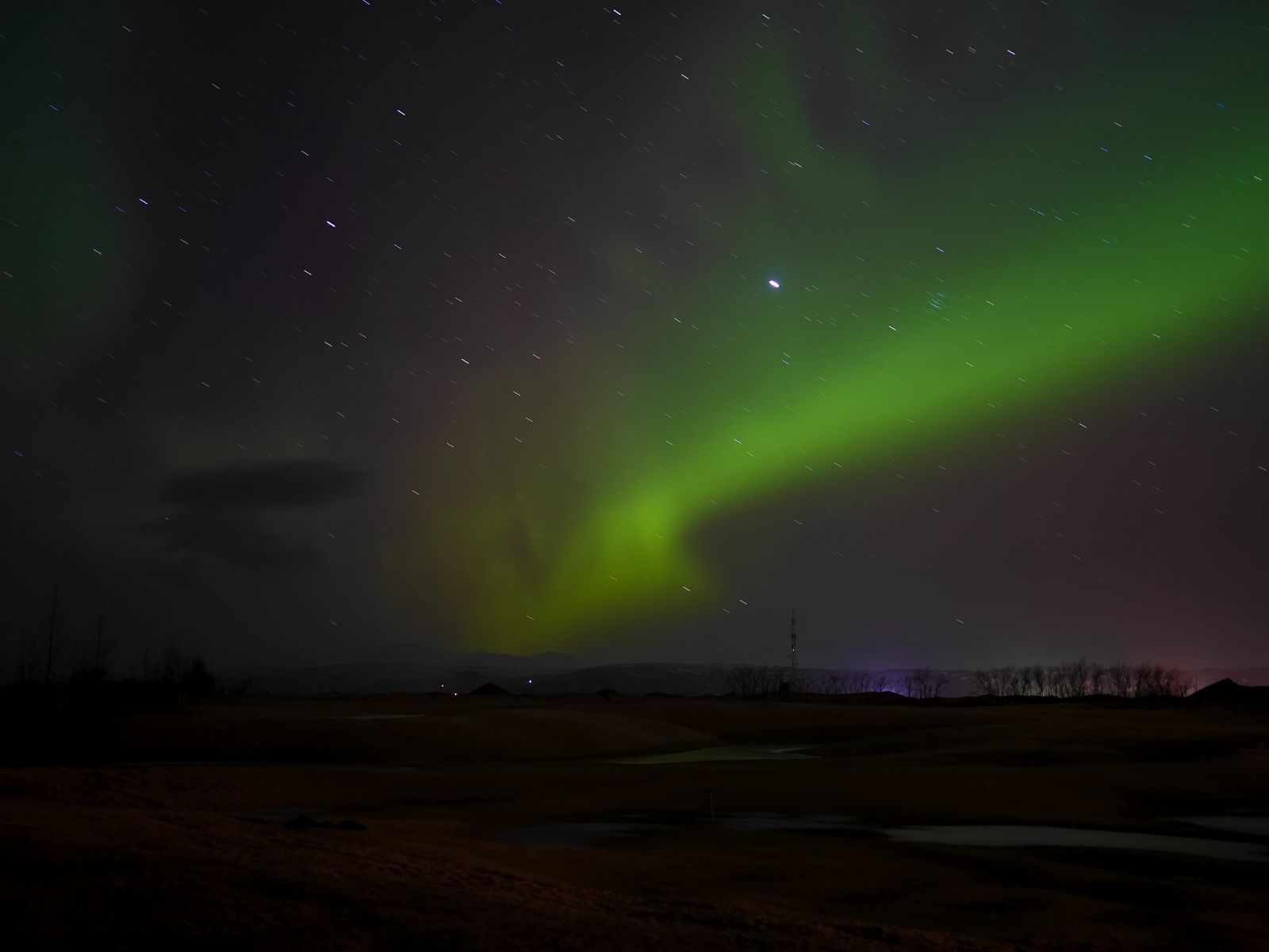 The Northern Lights in Iceland and Hotel Laki - www.HandLuggageOnly.co.uk (19)