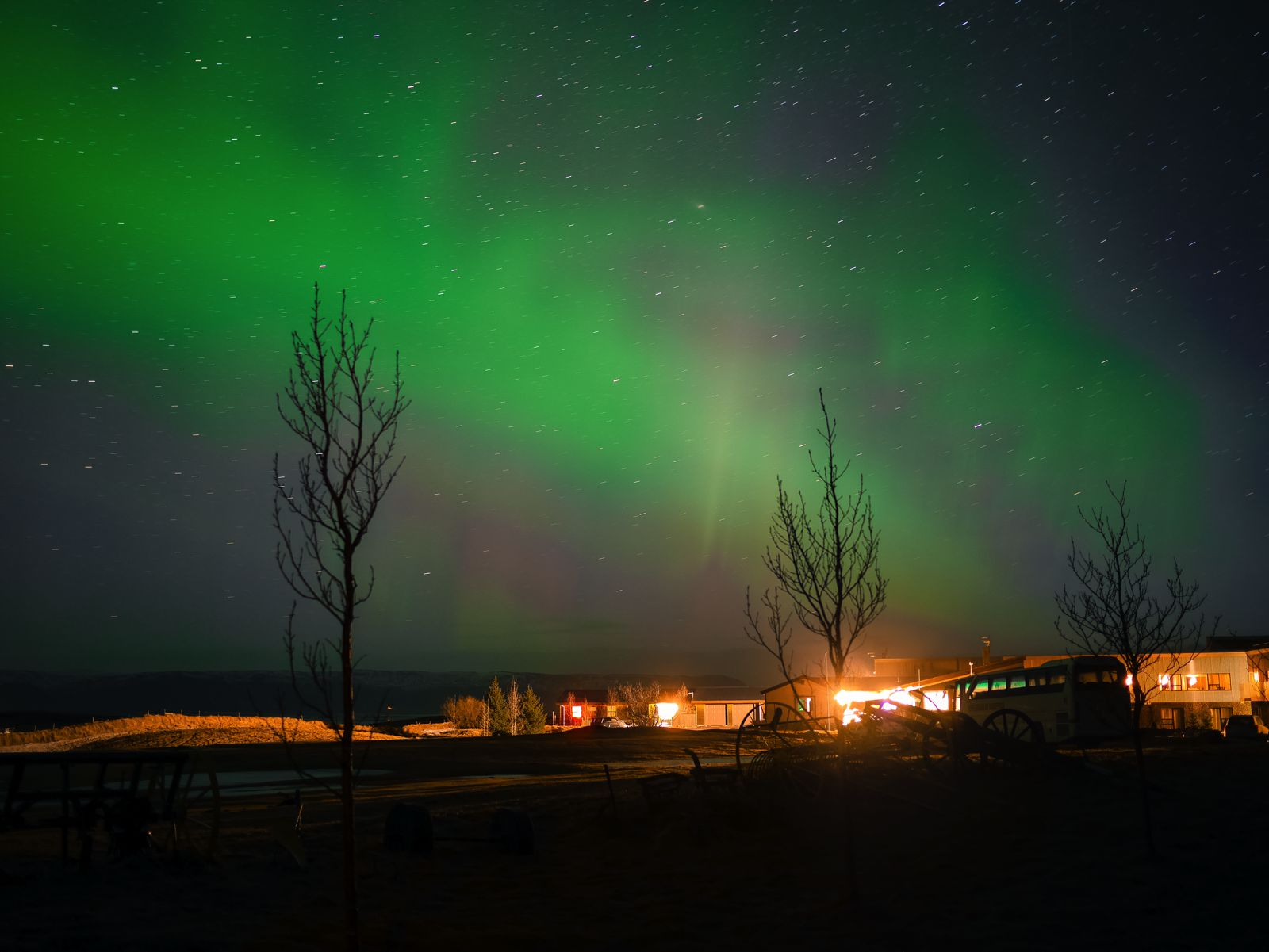 The Northern Lights in Iceland and Hotel Laki - www.HandLuggageOnly.co.uk (9)