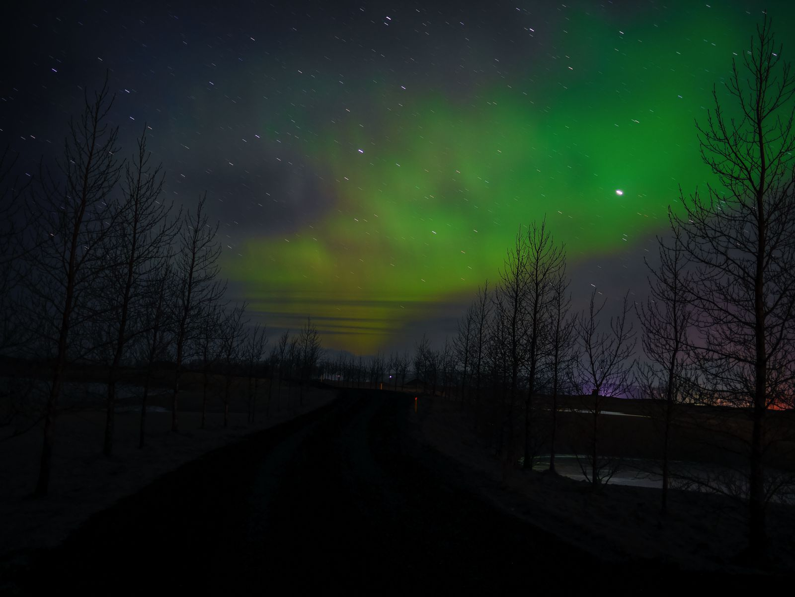 The Northern Lights in Iceland and Hotel Laki - www.HandLuggageOnly.co.uk (8)