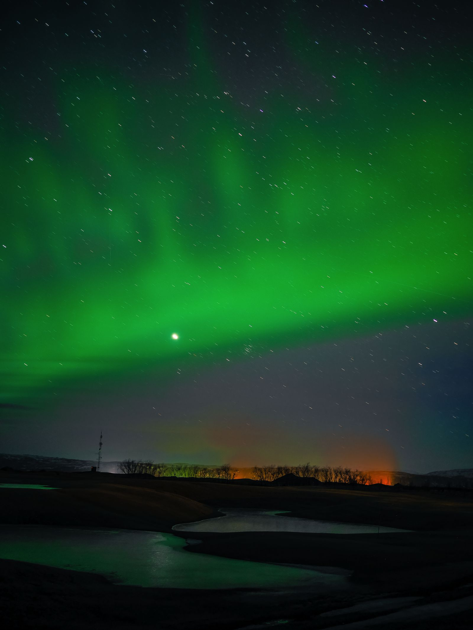 The Northern Lights in Iceland and Hotel Laki - www.HandLuggageOnly.co.uk (2)