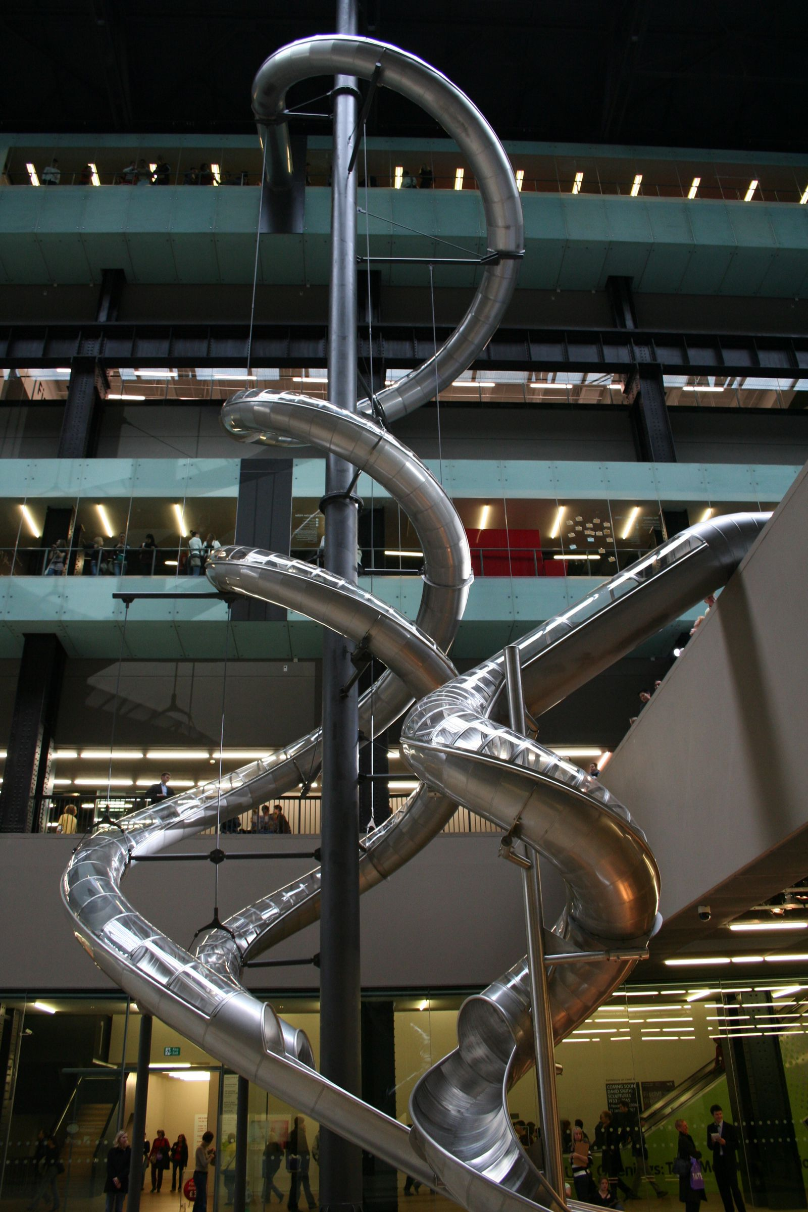 Carsten Holler at the Hayward Gallery in London