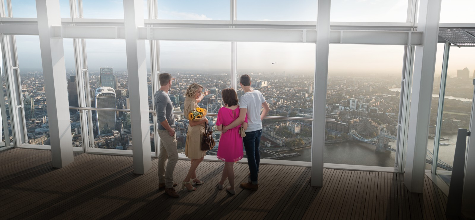 14 Places With The Best Views Of London & All You Need To Know About Visiting These Places! (9)