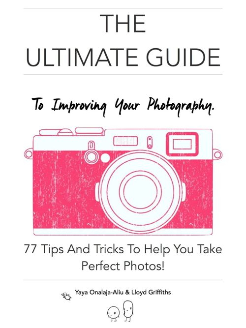 Hand Luggage Only - The Ultimate Guide To Improving Your Photography