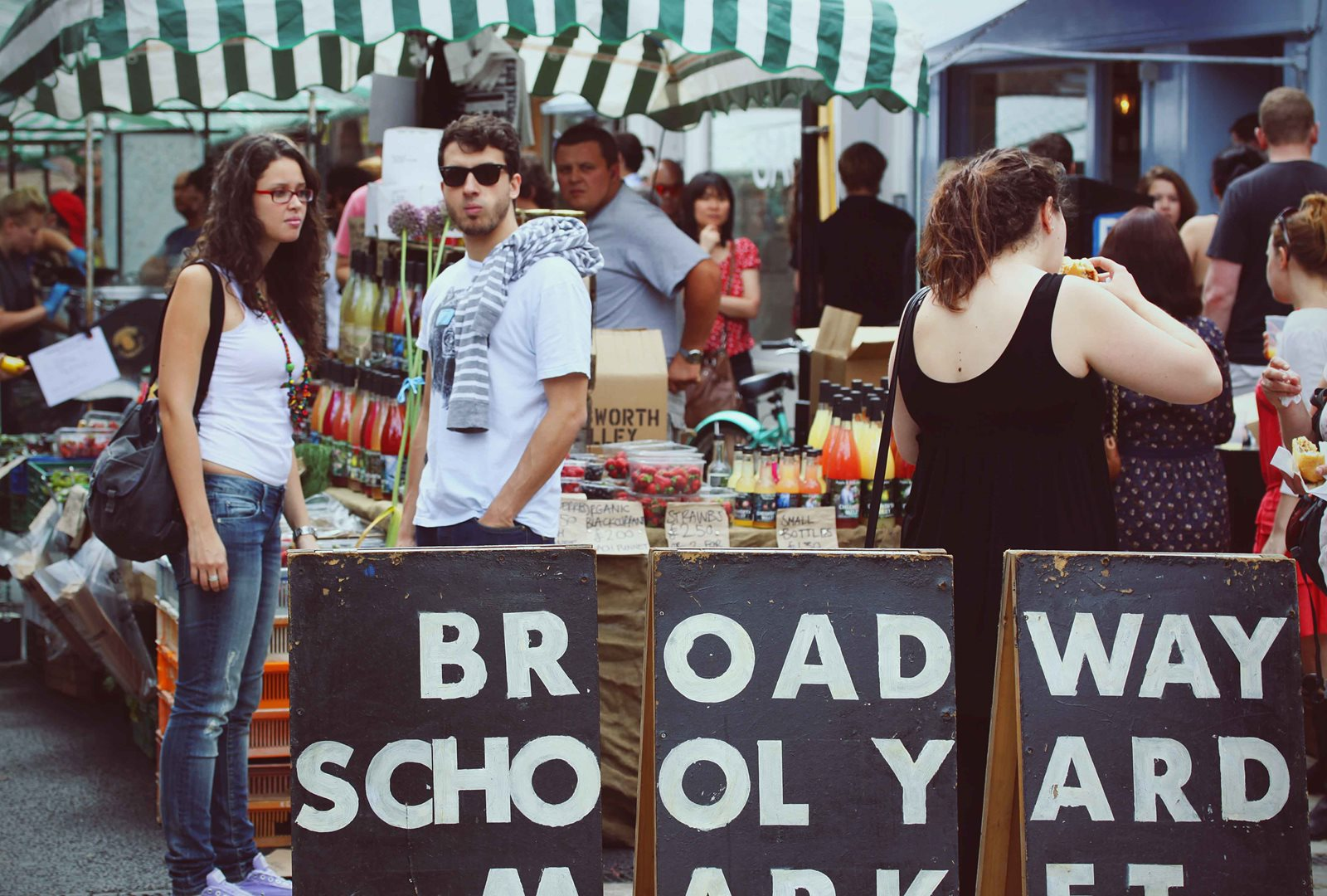 14 Amazing Street Food Markets You Have To Visit In London! (18)