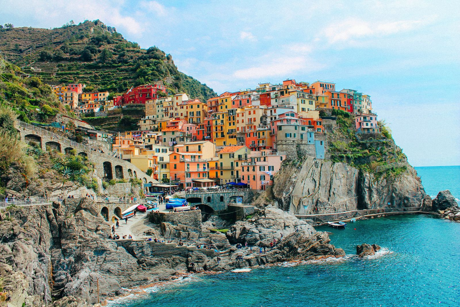 Manarola in Cinque Terre, Italy - The Photo Diary! [2 of 5] (9)