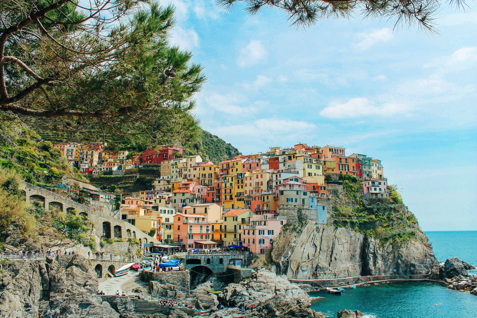 Manarola in Cinque Terre, Italy - The Photo Diary! [2 of 5] (7)