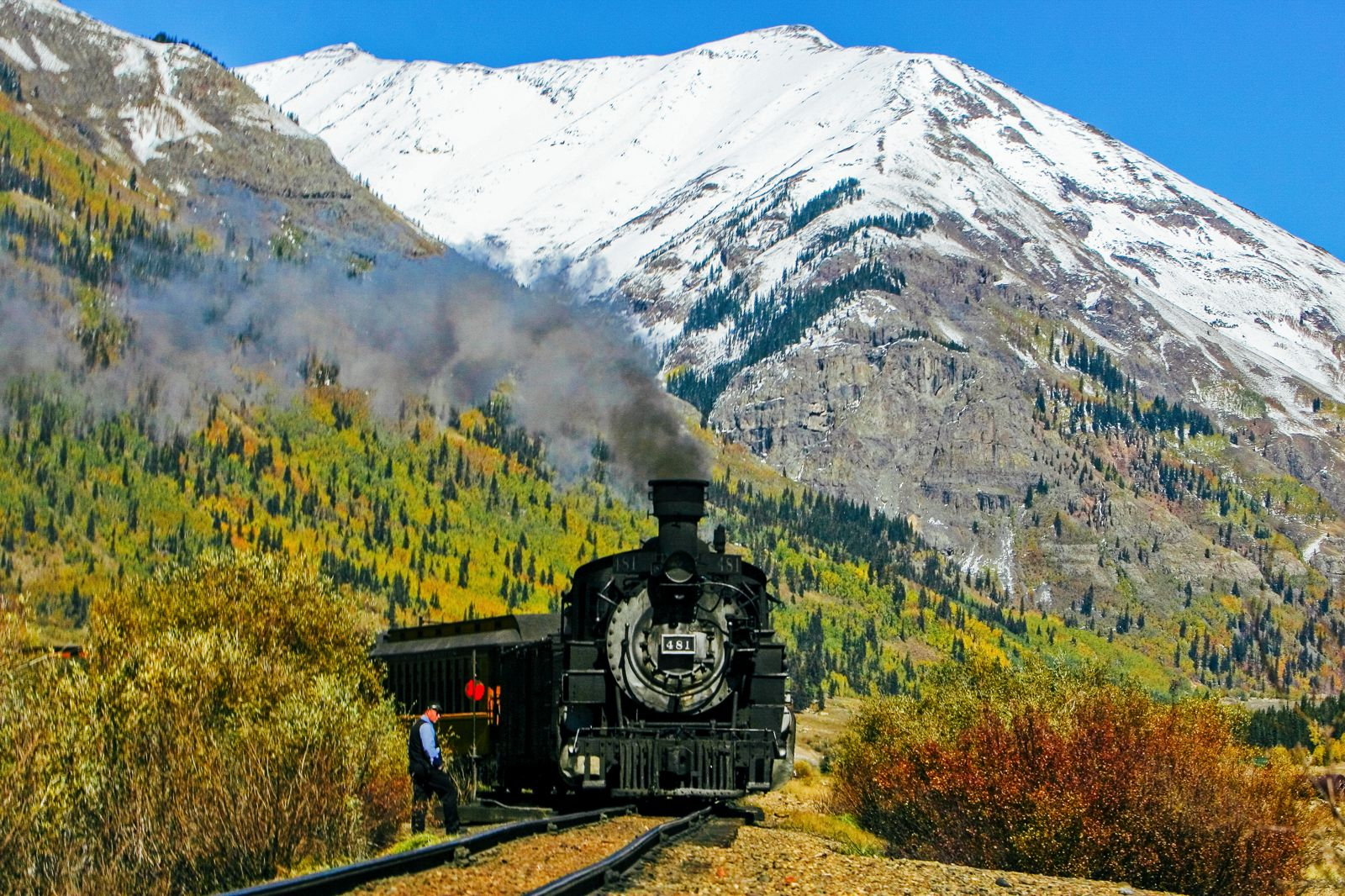 15 beautiful train journeys across the world you have to for The silverton