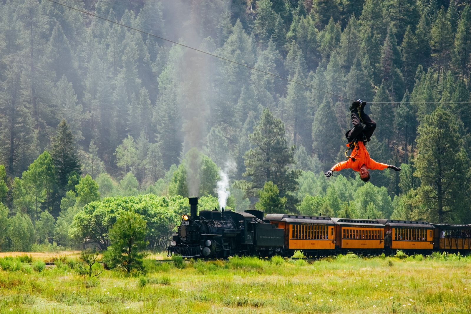 The 15 Most Beautiful Train Journeys Across The World You Have To Travel On! (9)