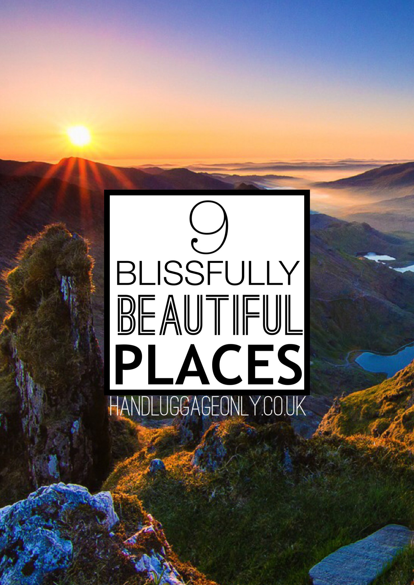 9 Blissfully Beautiful Places That You Will Want To Visit Today