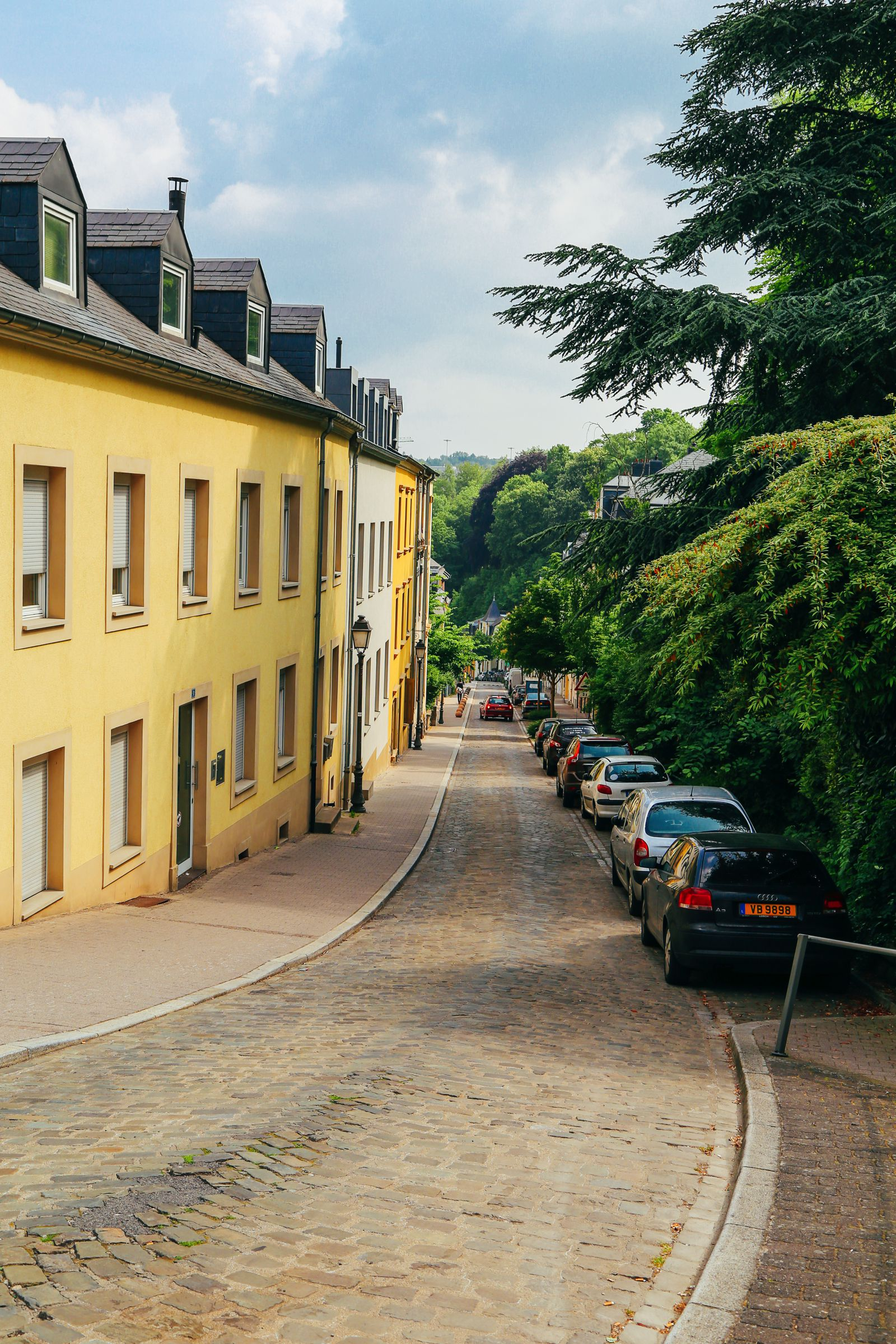 Getting Lost In Luxembourg... (1)