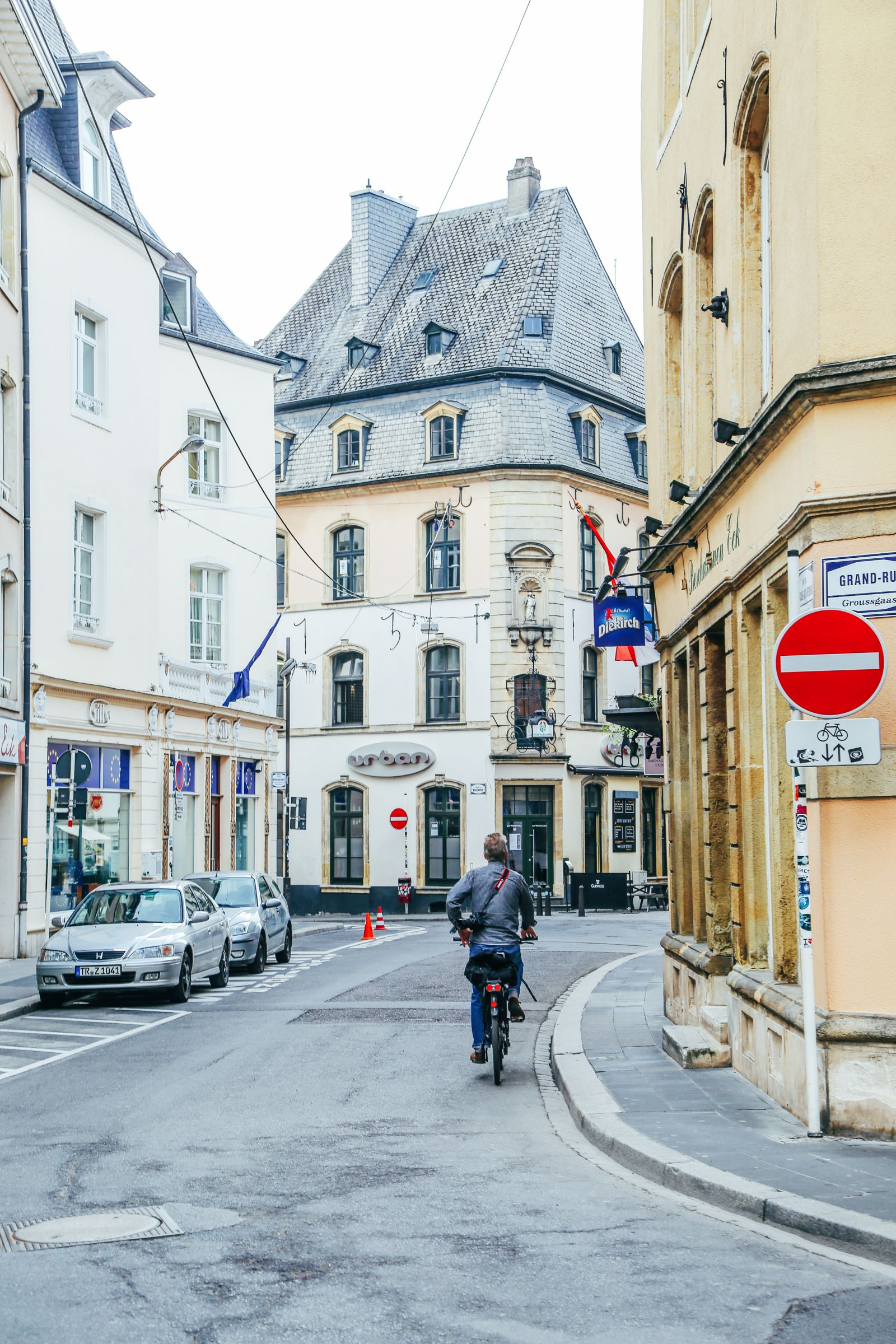 First Impressions of Luxembourg - The Only Grand Duchy In The World! (2)