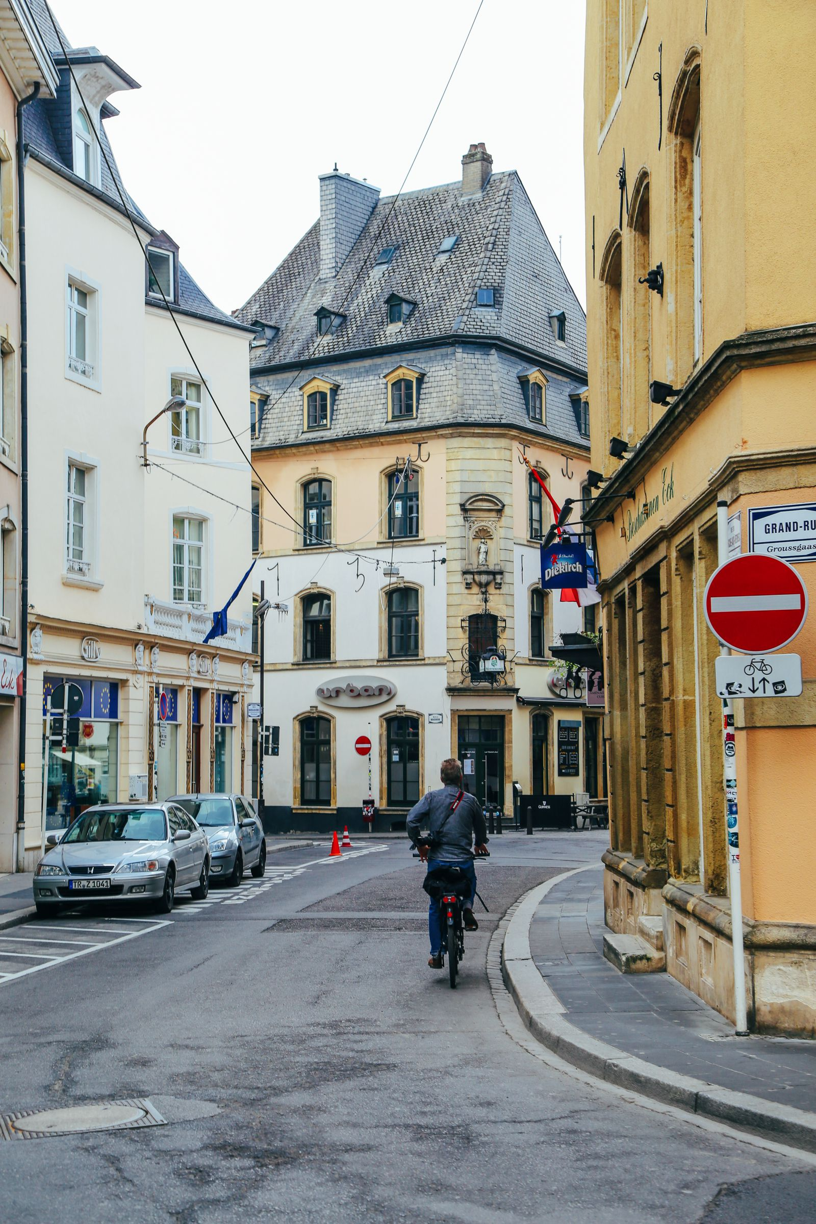 Getting Lost In Luxembourg... (7)