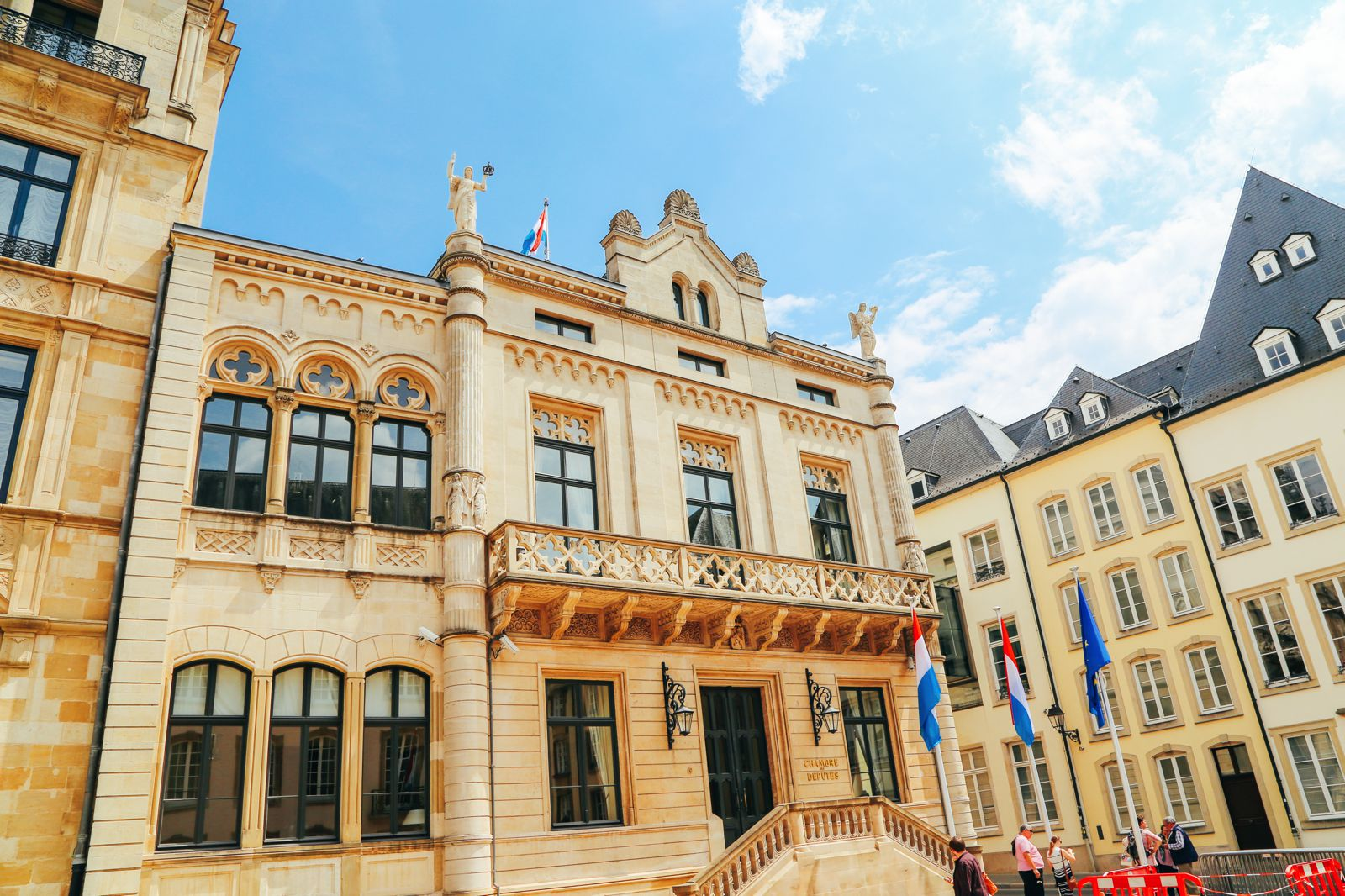 Getting Lost In Luxembourg... (23)
