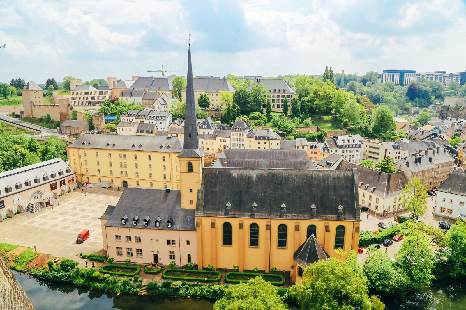 Getting Lost In Luxembourg... (28)