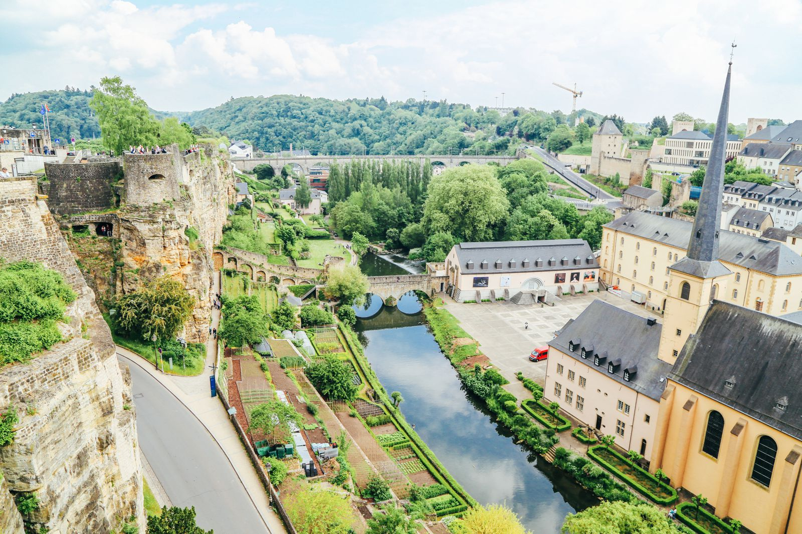Getting Lost In Luxembourg... (32)