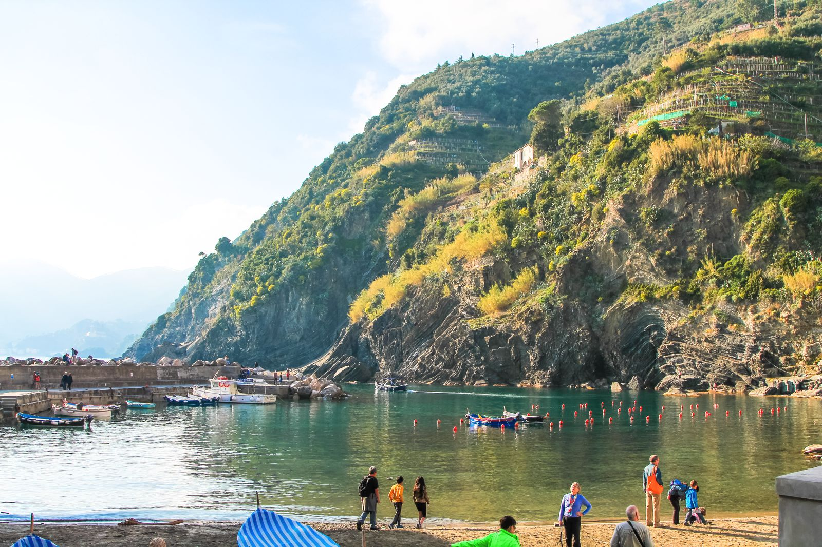 The Complete Guide To Visiting Cinque Terre in Italy! (7)