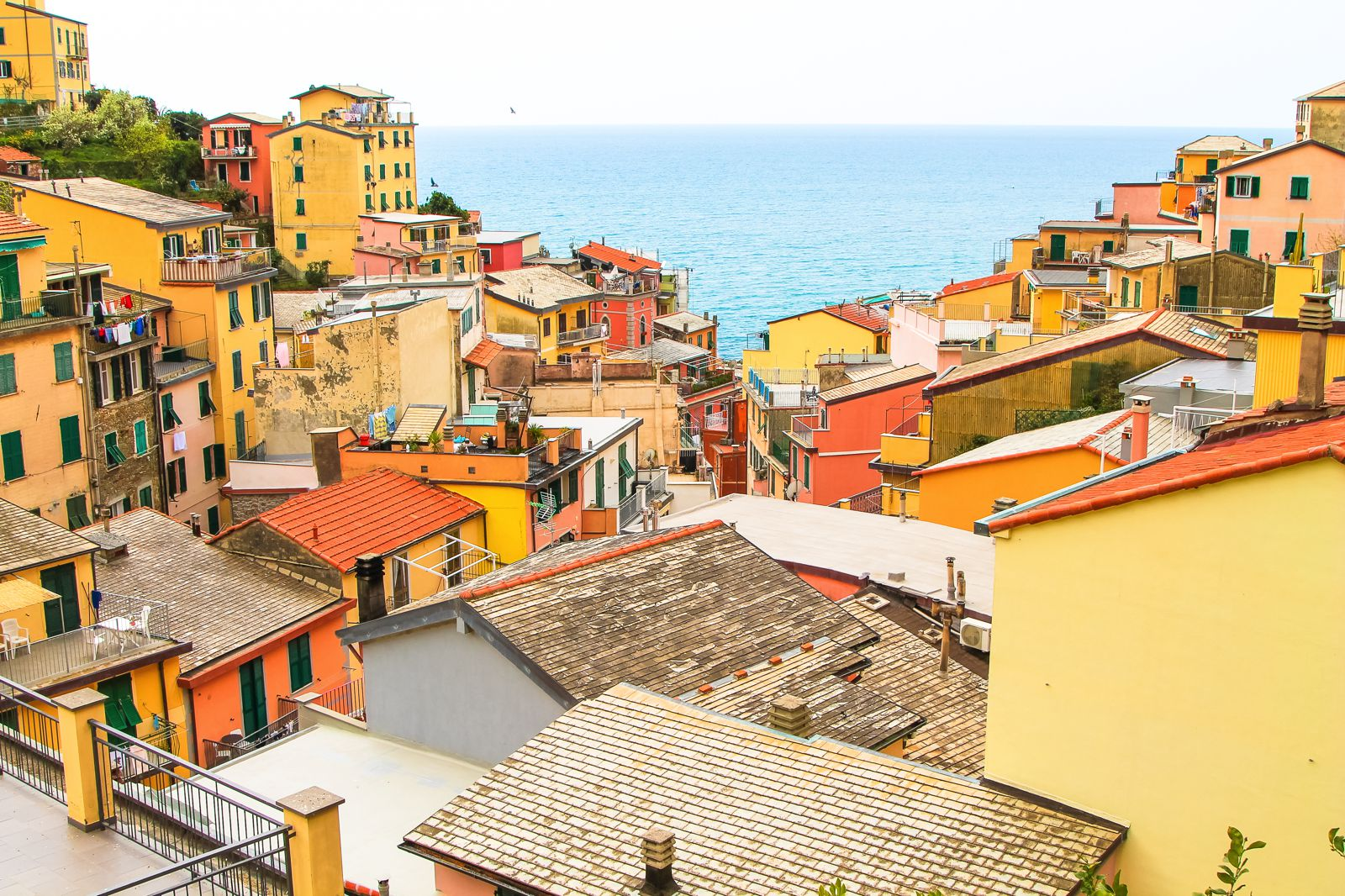 The Complete Guide To Visiting Cinque Terre in Italy! (17)