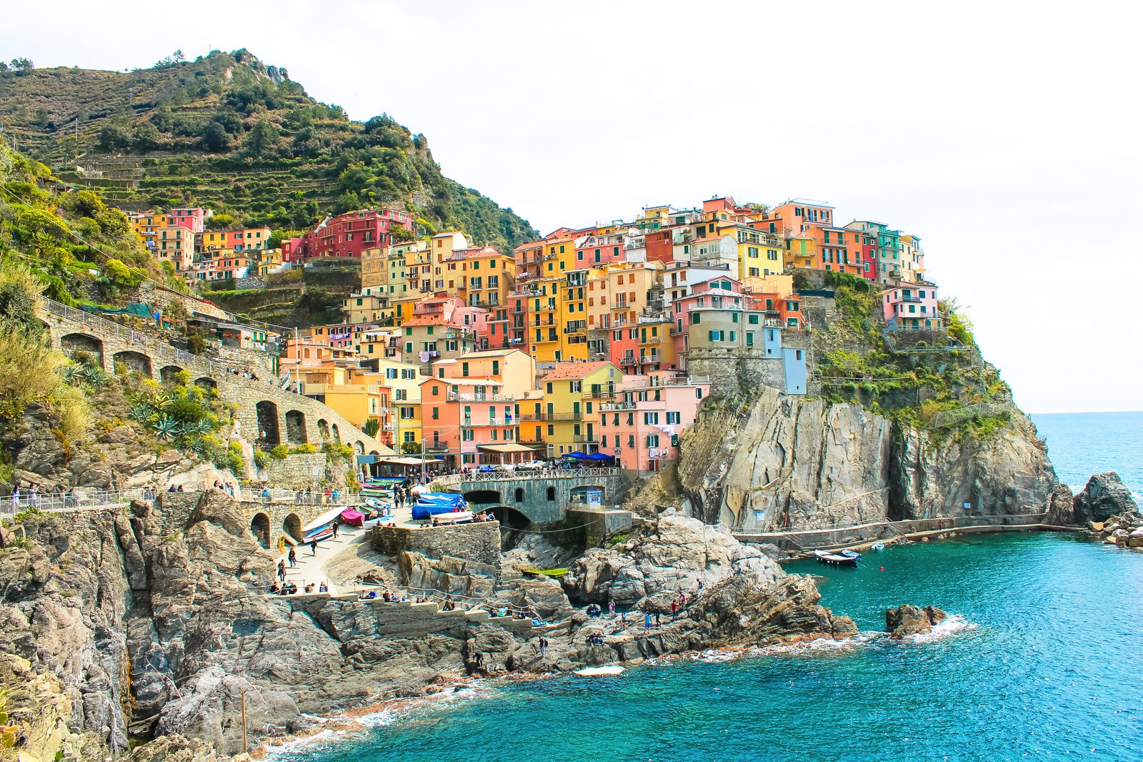 The Complete Guide To Visiting Cinque Terre in Italy! (21)