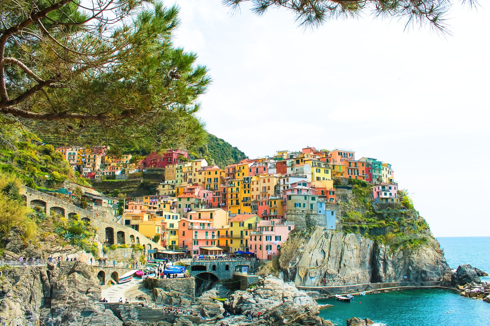 The Complete Guide To Visiting Cinque Terre in Italy! (22)