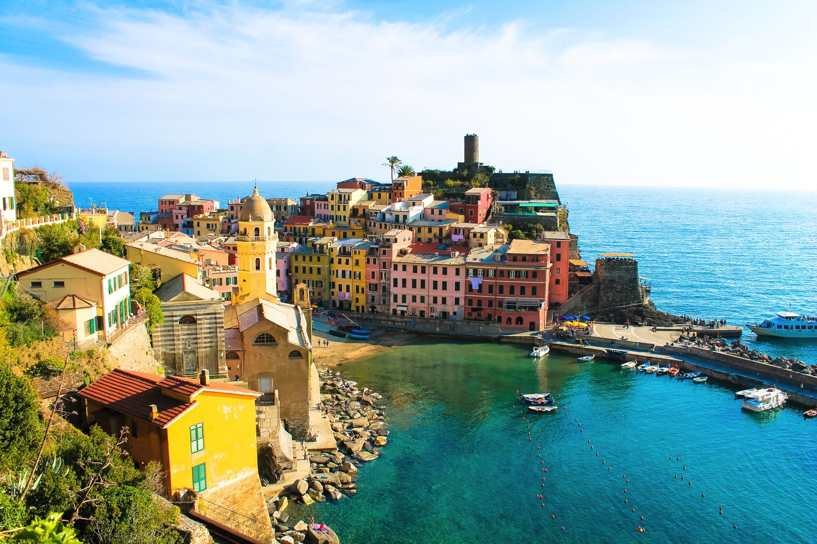 The Complete Guide To Visiting Cinque Terre in Italy! (30)