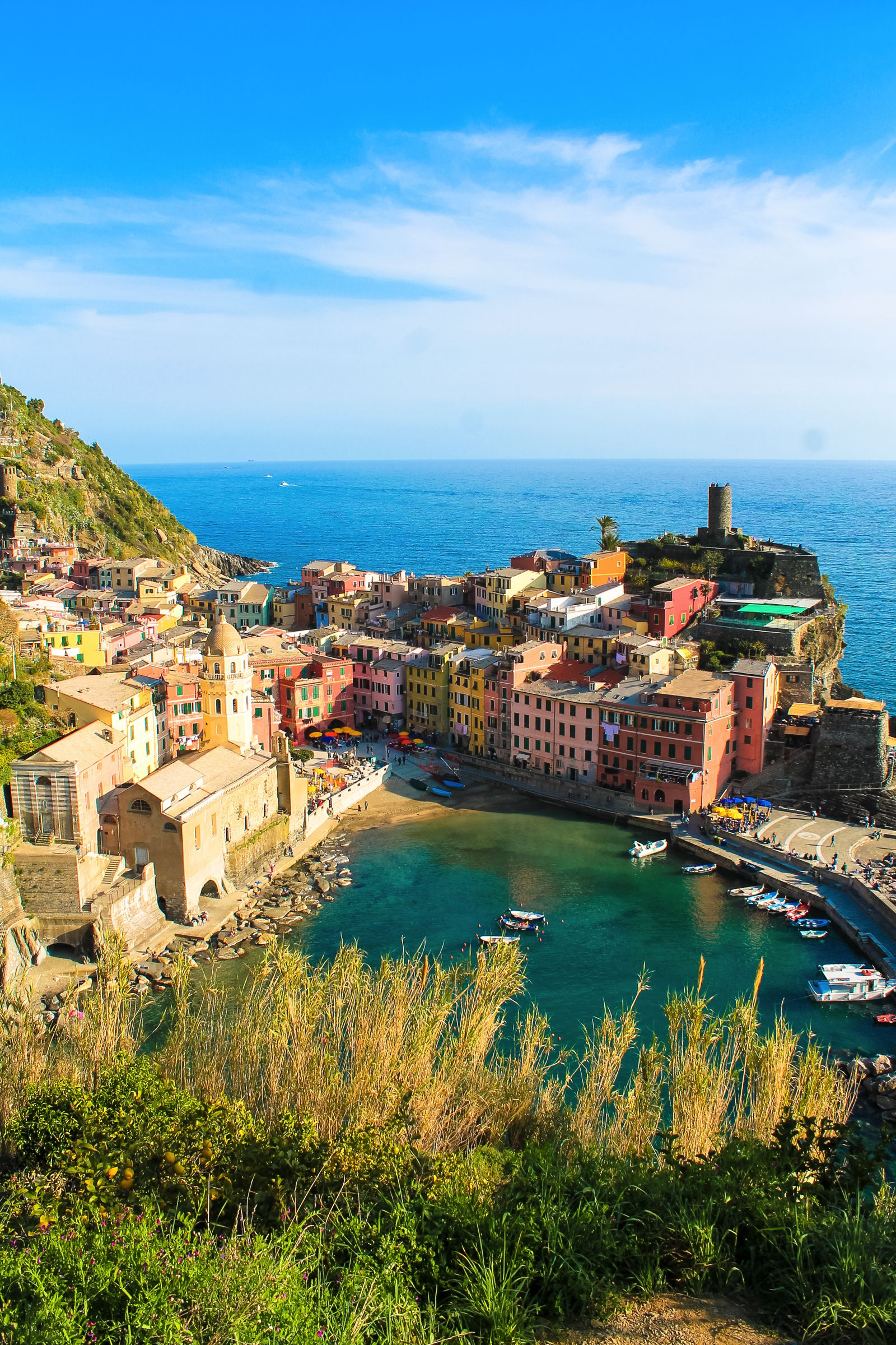 The Complete Guide To Visiting Cinque Terre in Italy! (31)
