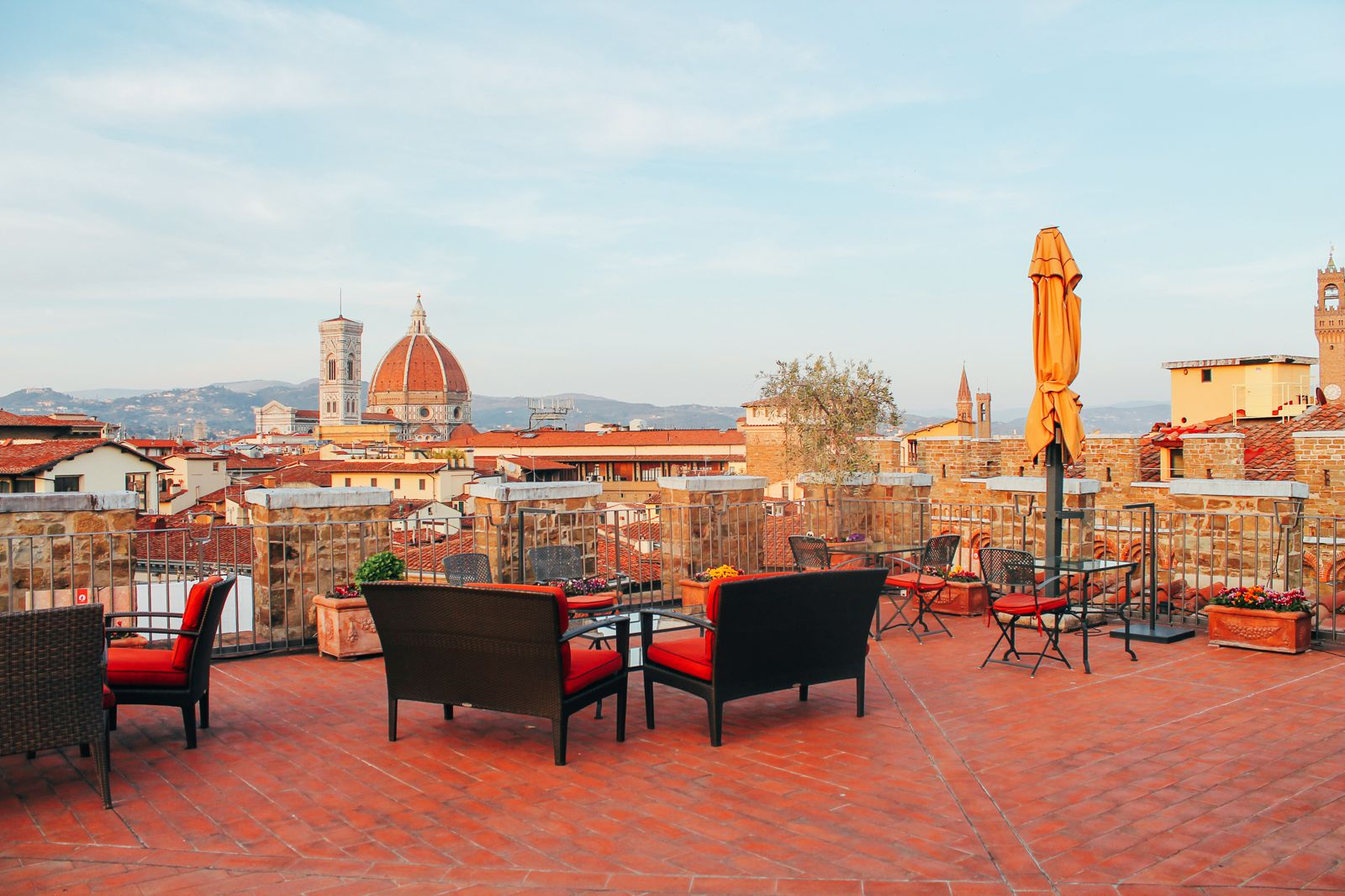 Italian Florence: This Is The Best View In Florence, Italy!