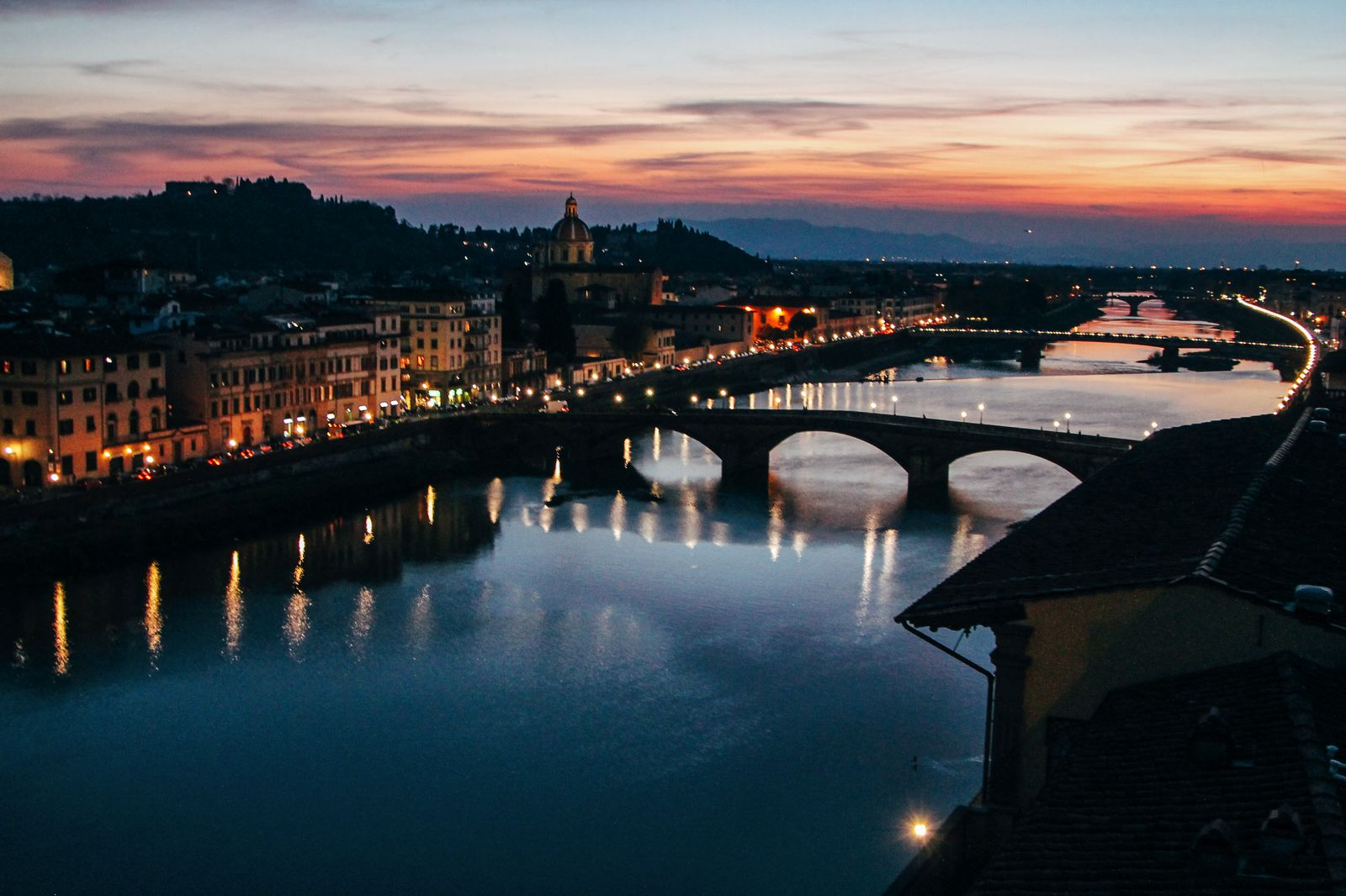 This Is The Best View In Florence, Italy! (14)